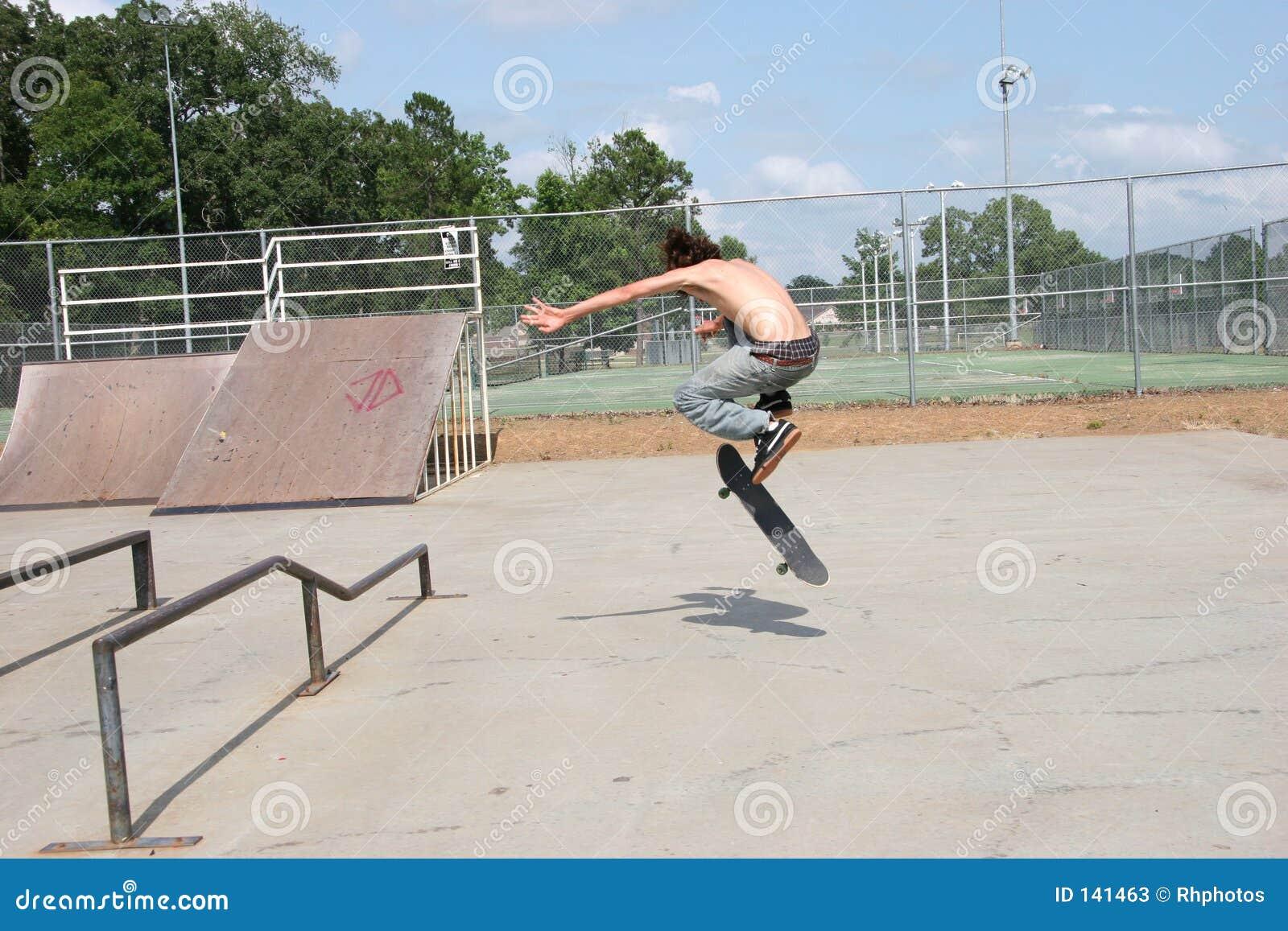 Park skejter