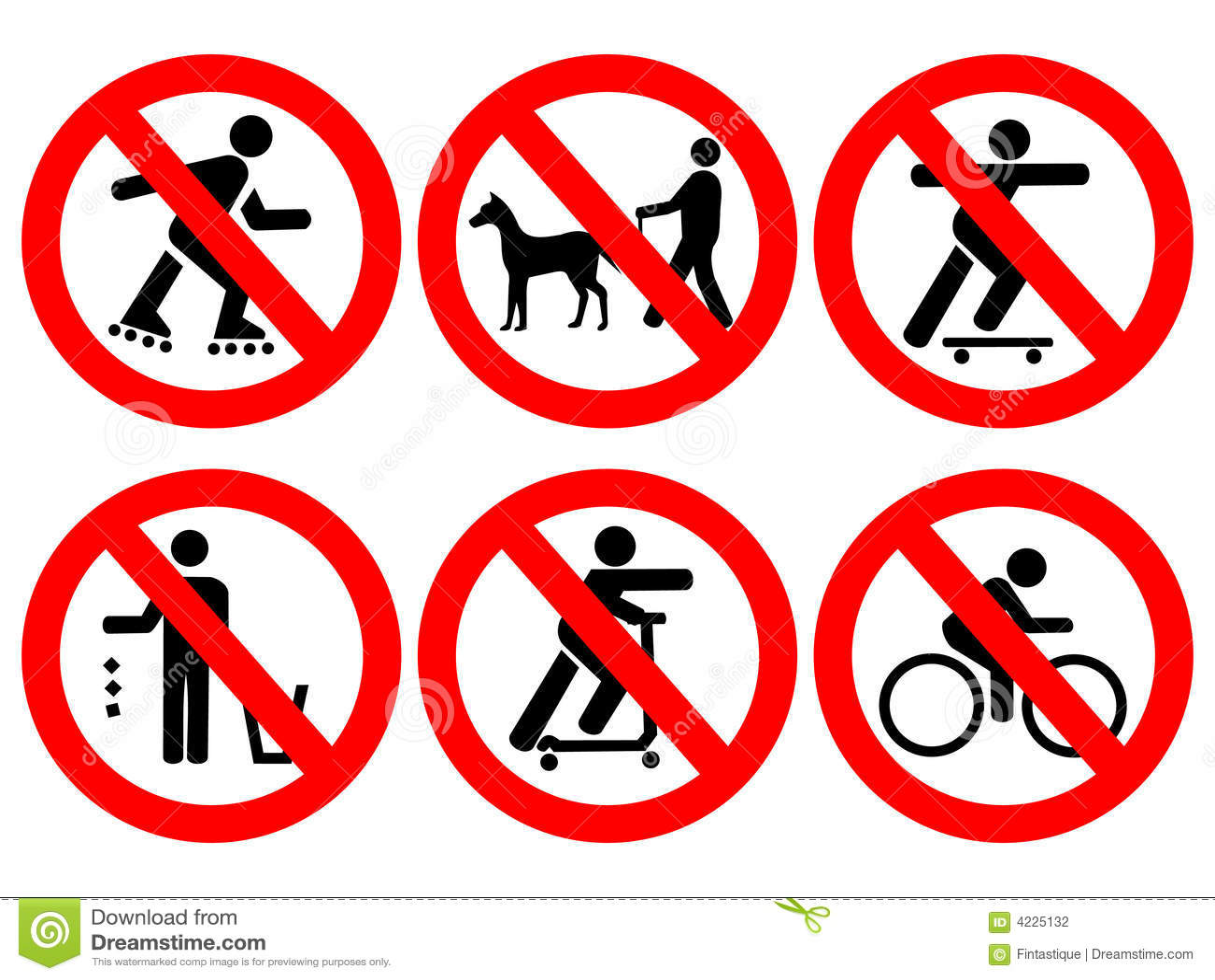 Park zasad znaków