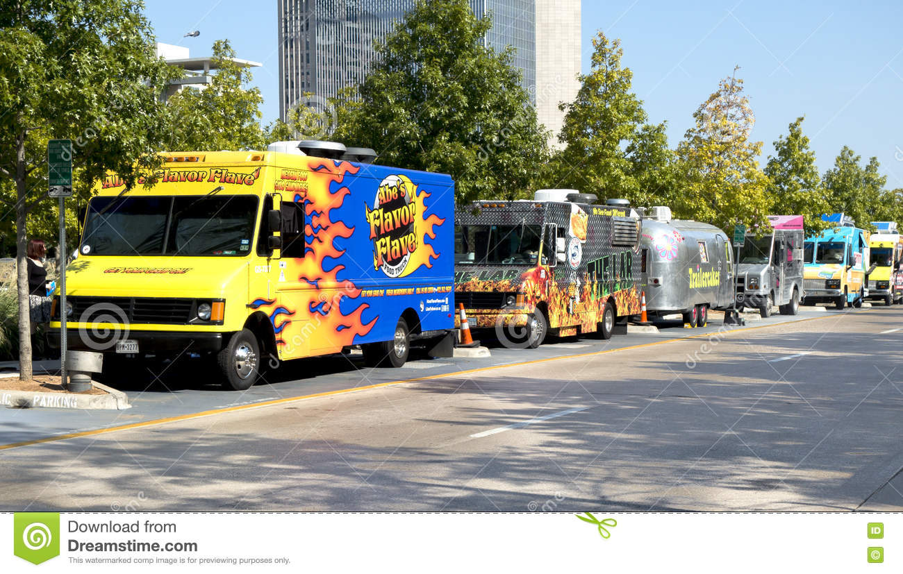 Food Truck Park Dallas Tx