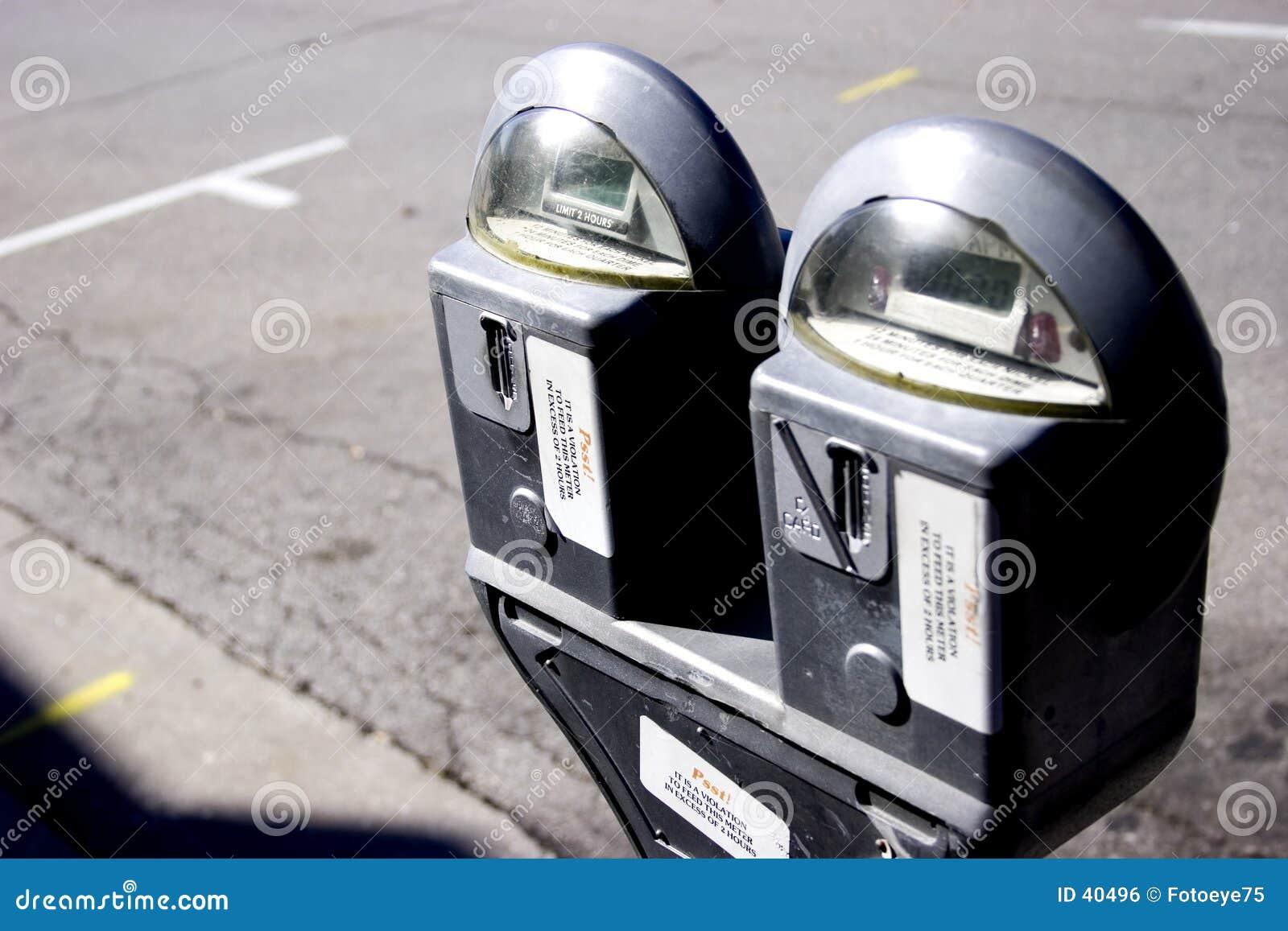 Parkenmeßinstrument