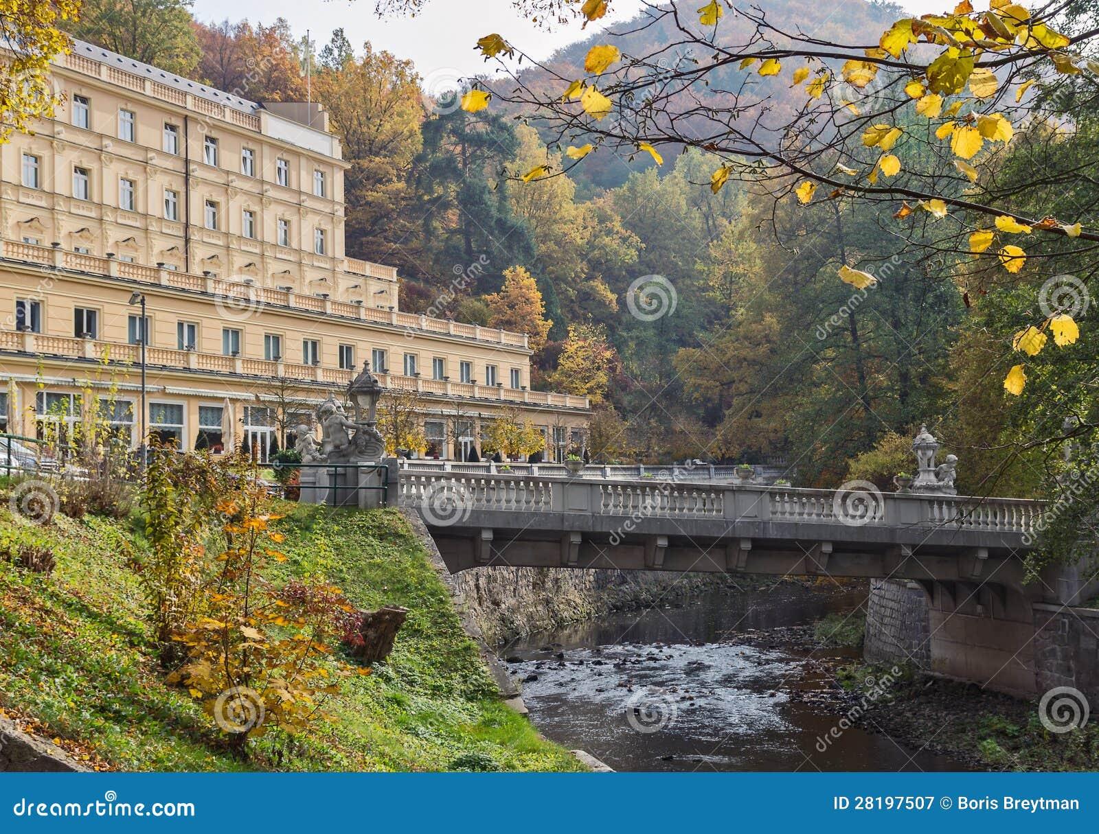 Parkhotel Richmond, Karlovy vari?ërt
