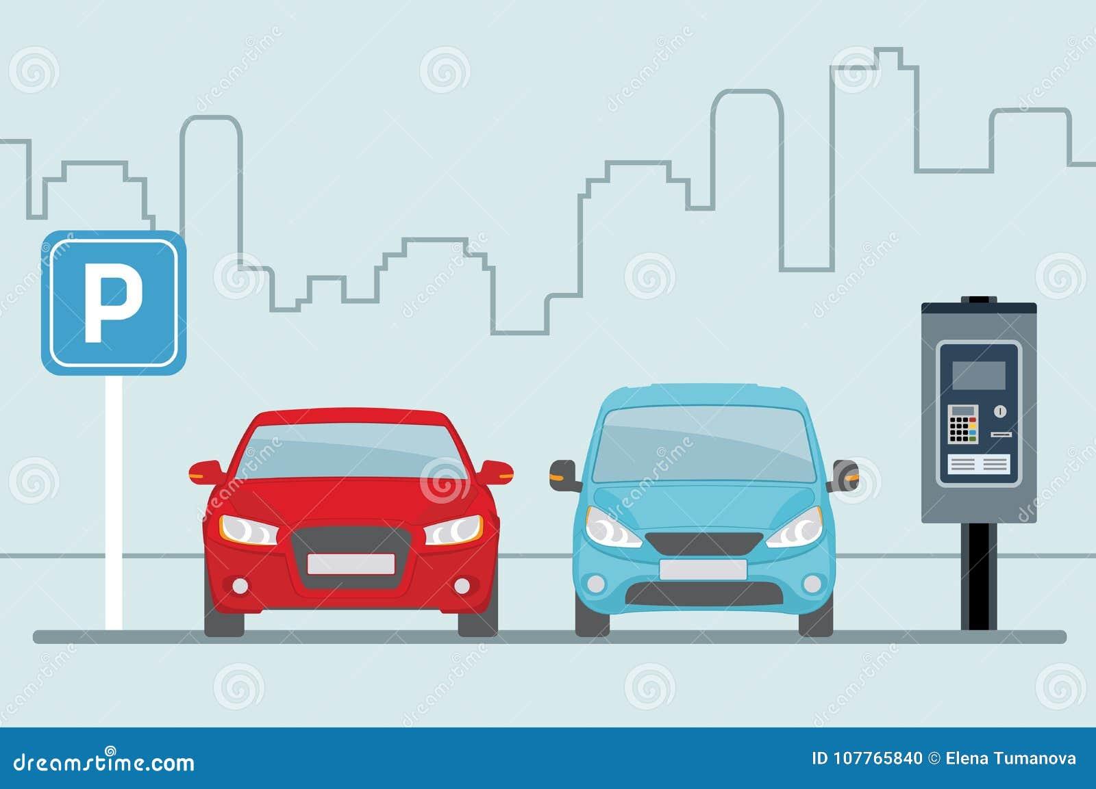 Parking Stock Illustrations - 15,698 Parking Stock ...