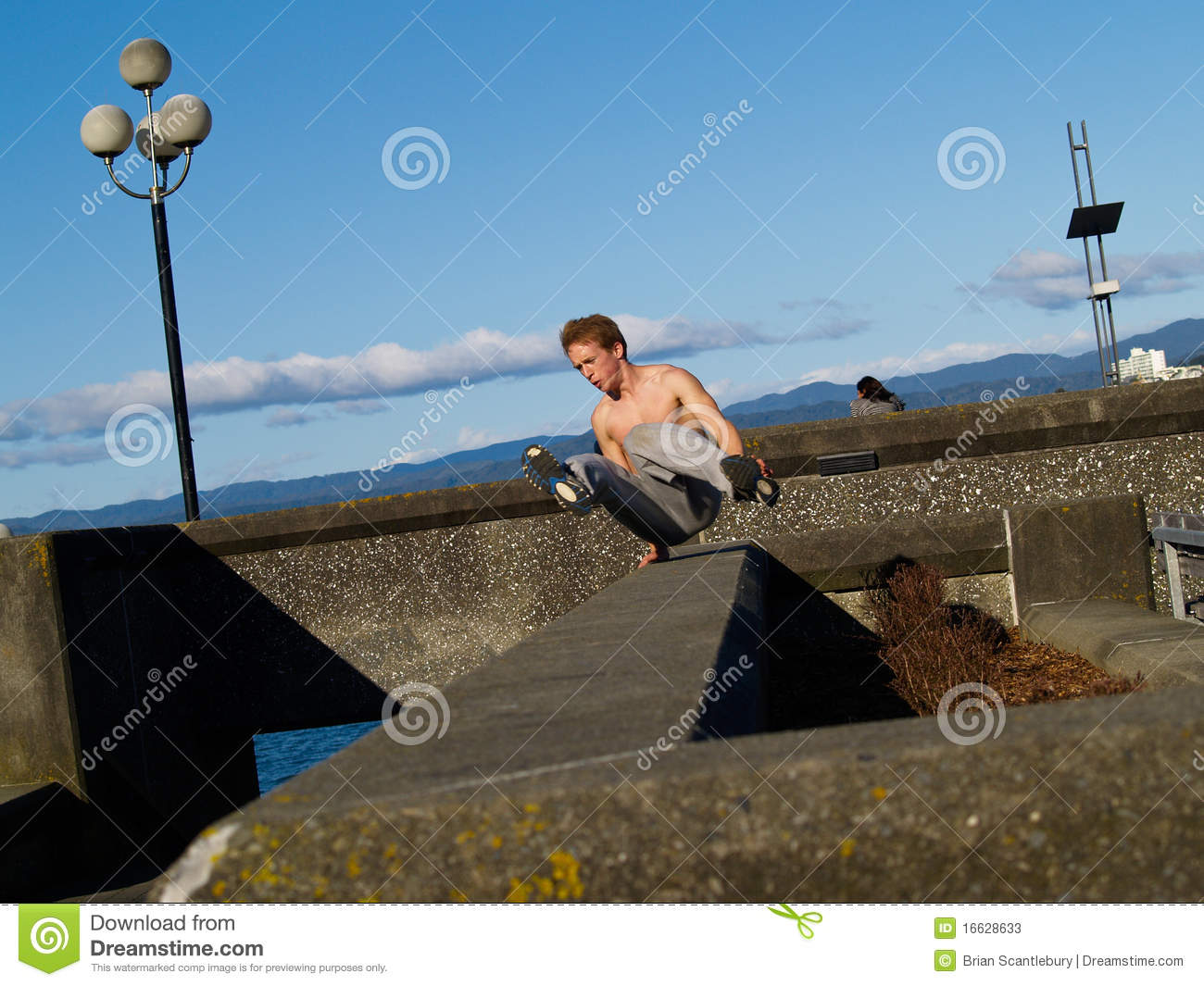 parkour building or city jumping editorial stock photo image of