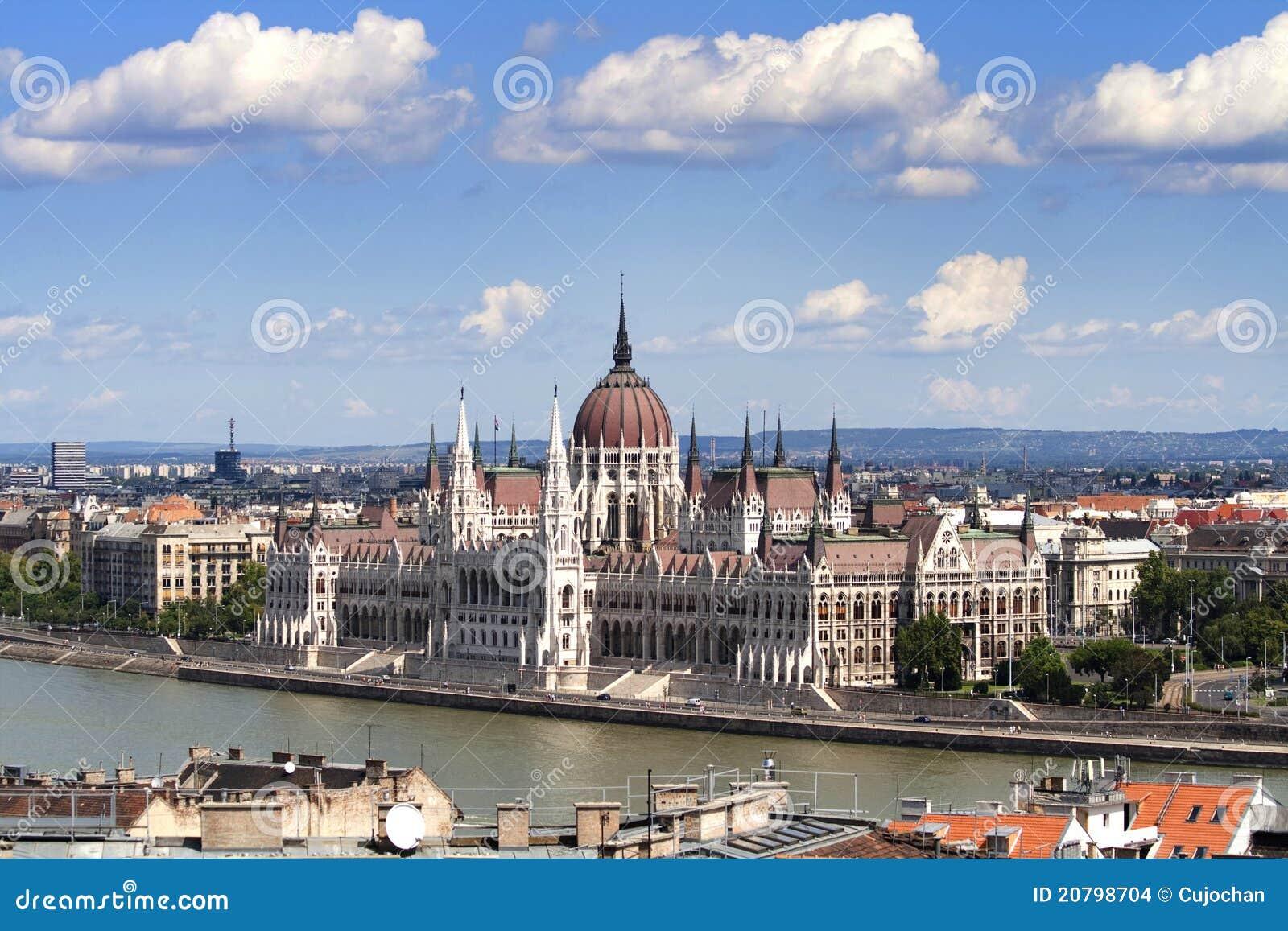 Parlament de Budapest