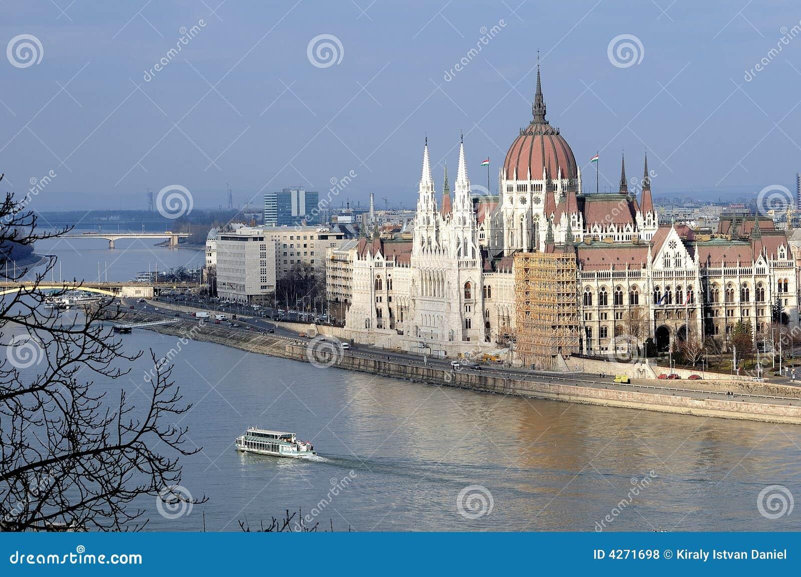 Parlament von Ungarn