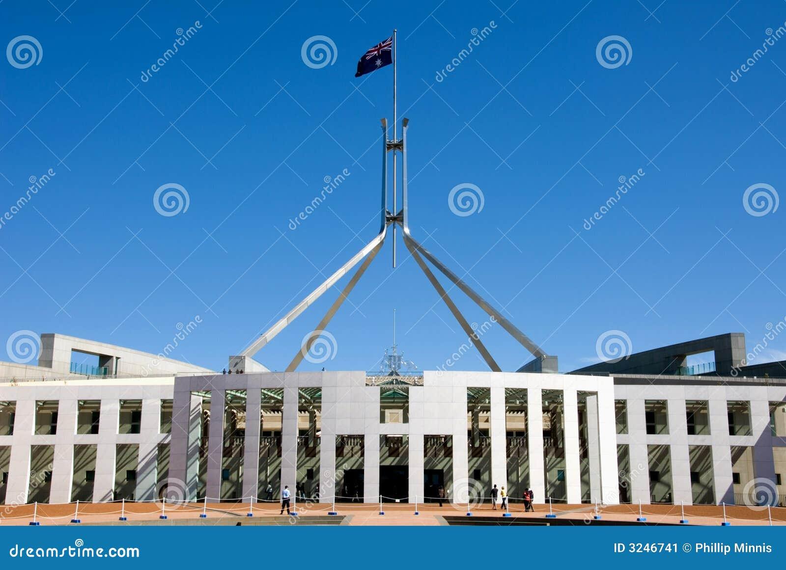 Parlament w domu