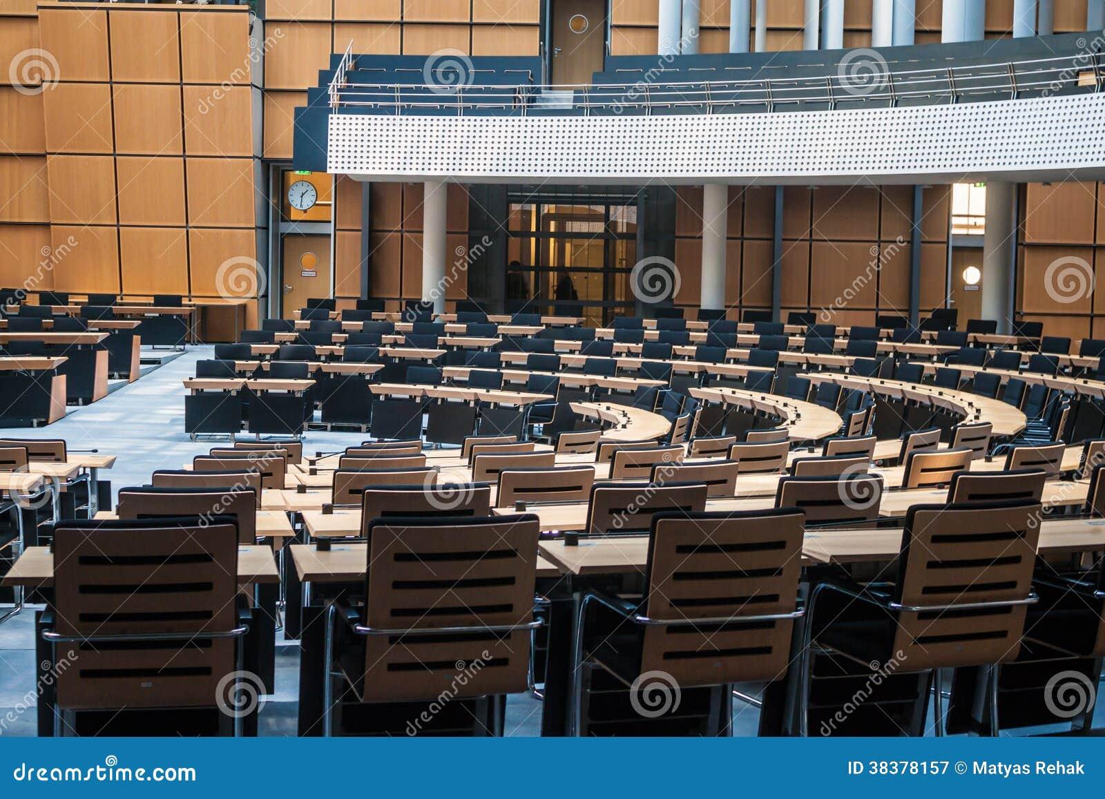 Parlamento dello stato a Berlino