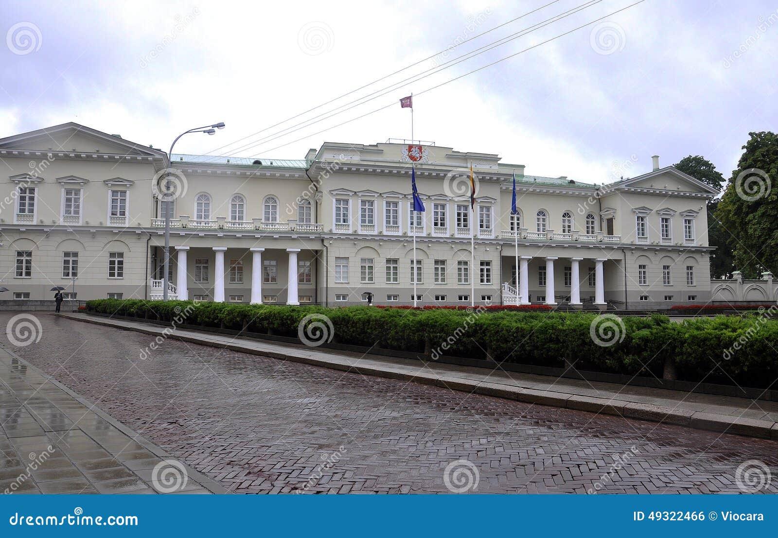 Parlament In Litauen