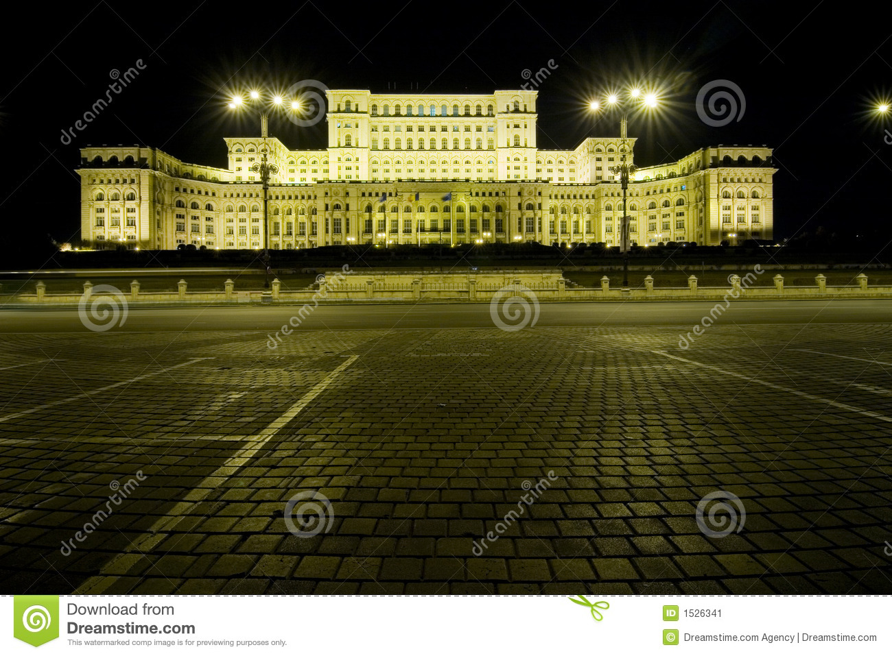 Parliament Palace