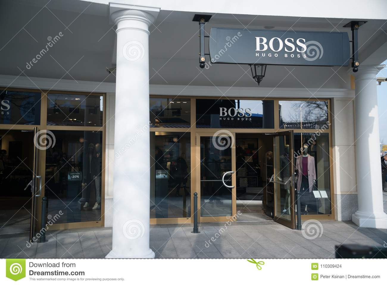 c7a4ff5b4 Hugo Boss is a German luxury fashion house. It was founded in 1924 by Hugo  Boss and is headquartered in Metzingen, Germany.