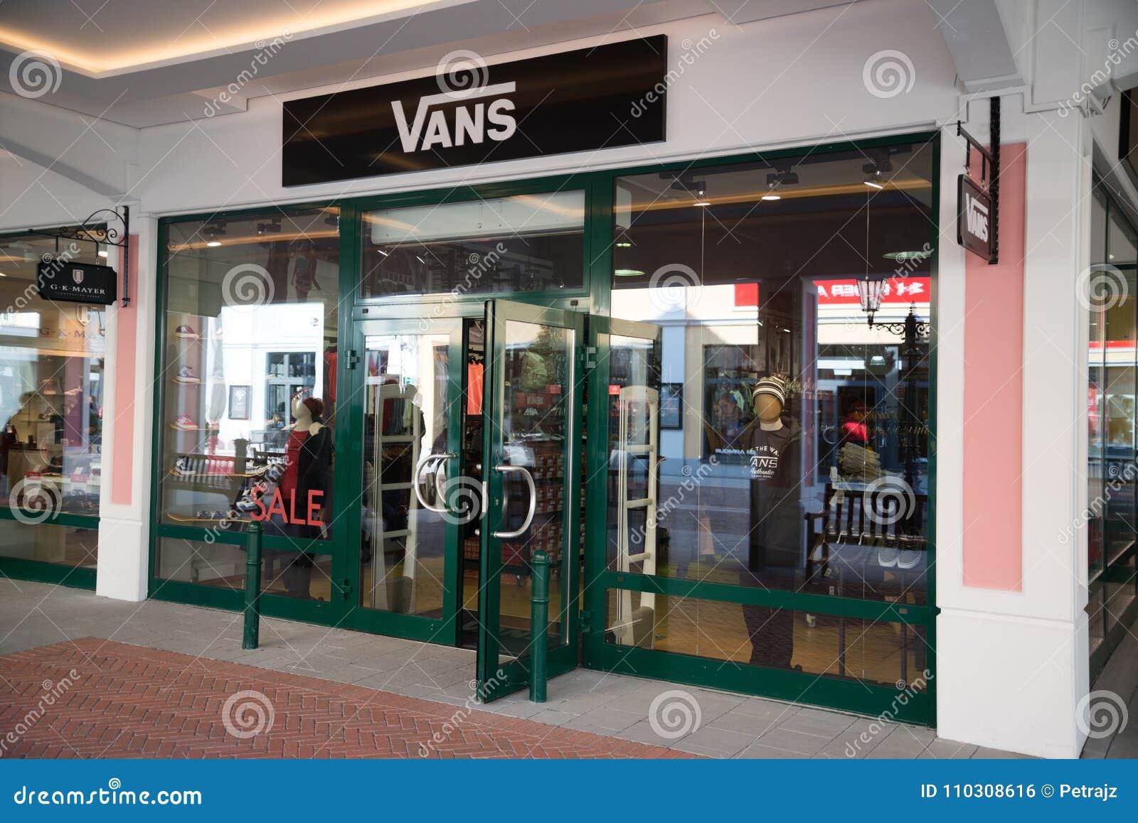 vans boutique bordeaux