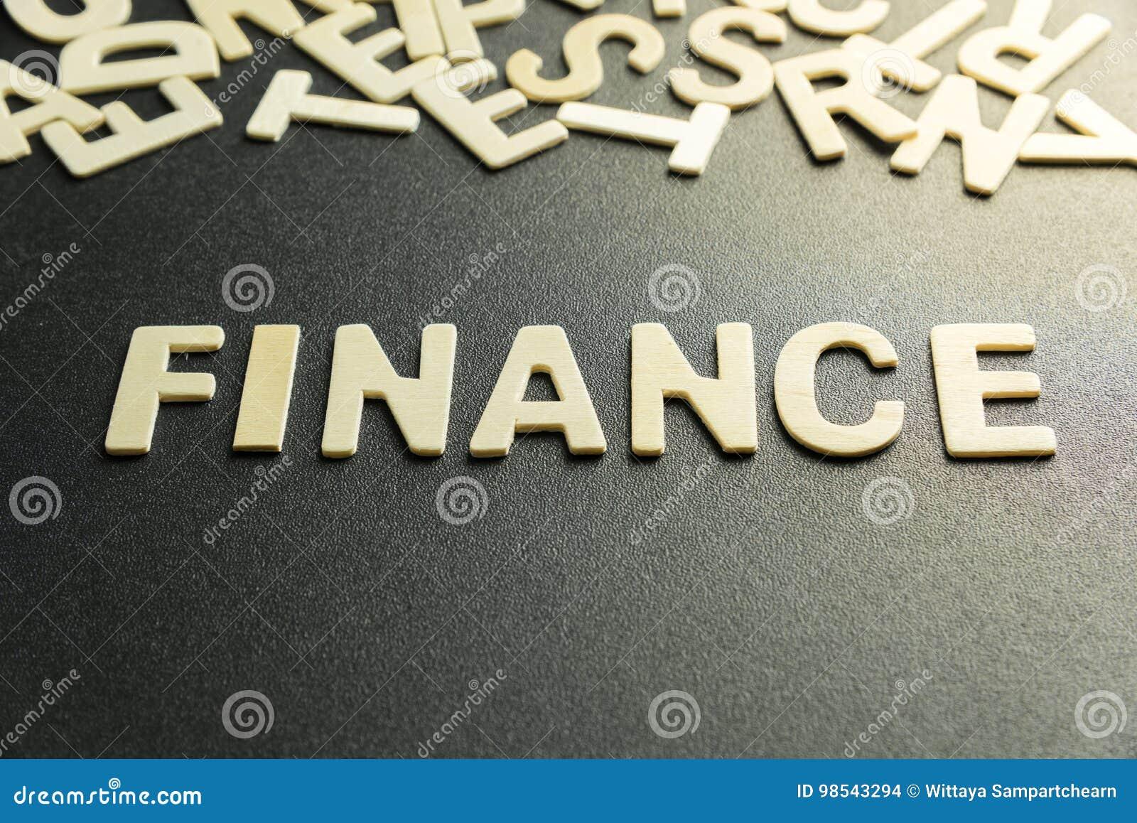 Parola di finanza
