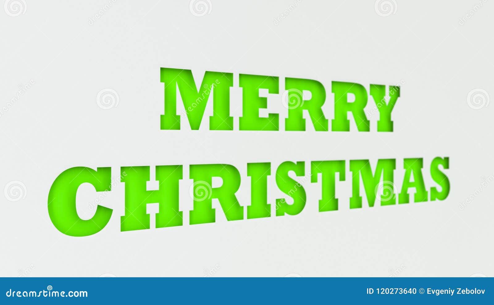 Parole Di Buon Natale.Parole Verdi Di Buon Natale Tagliate In Libro Bianco