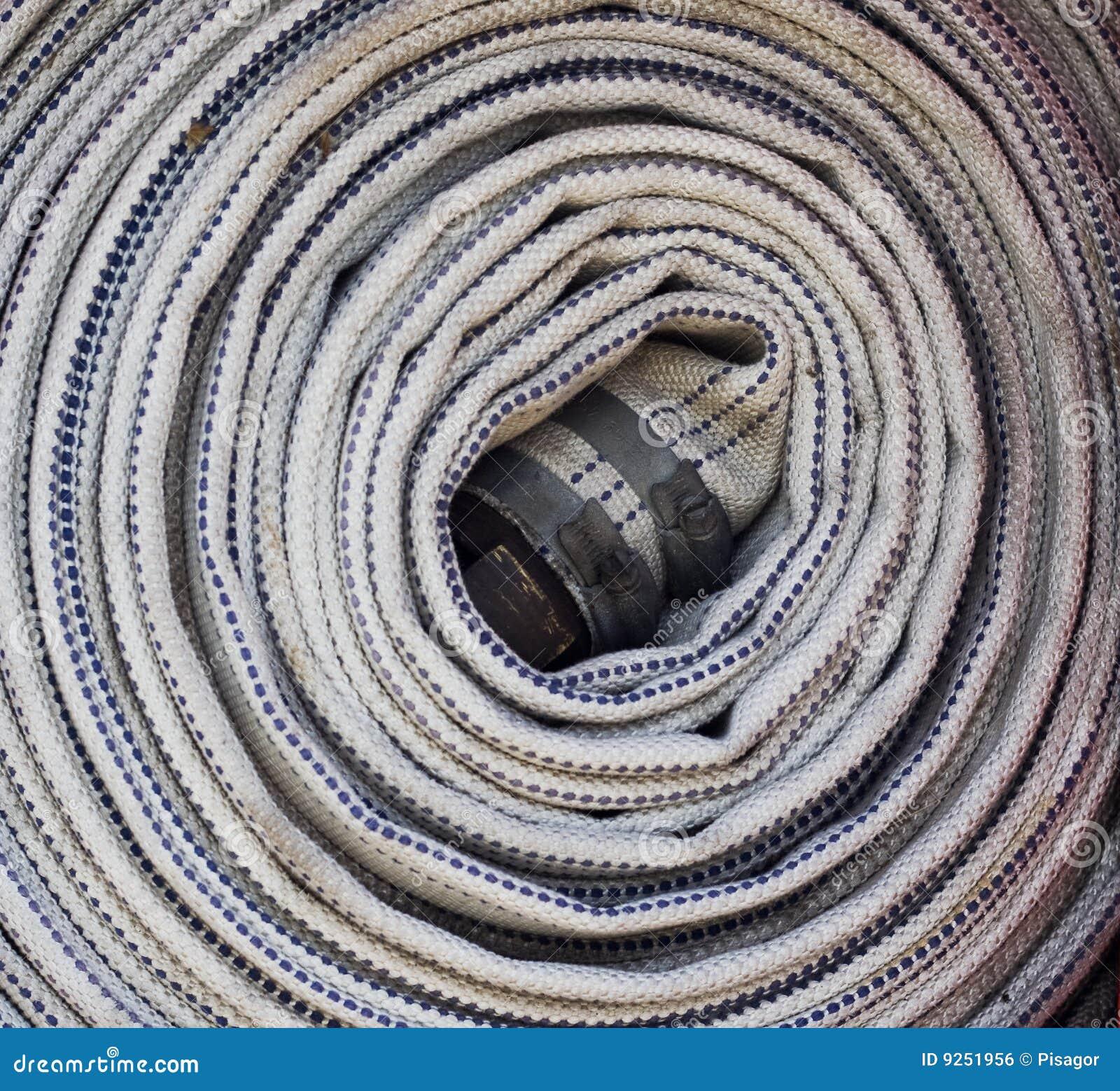 Parowozowy pożarniczy wąż elastyczny
