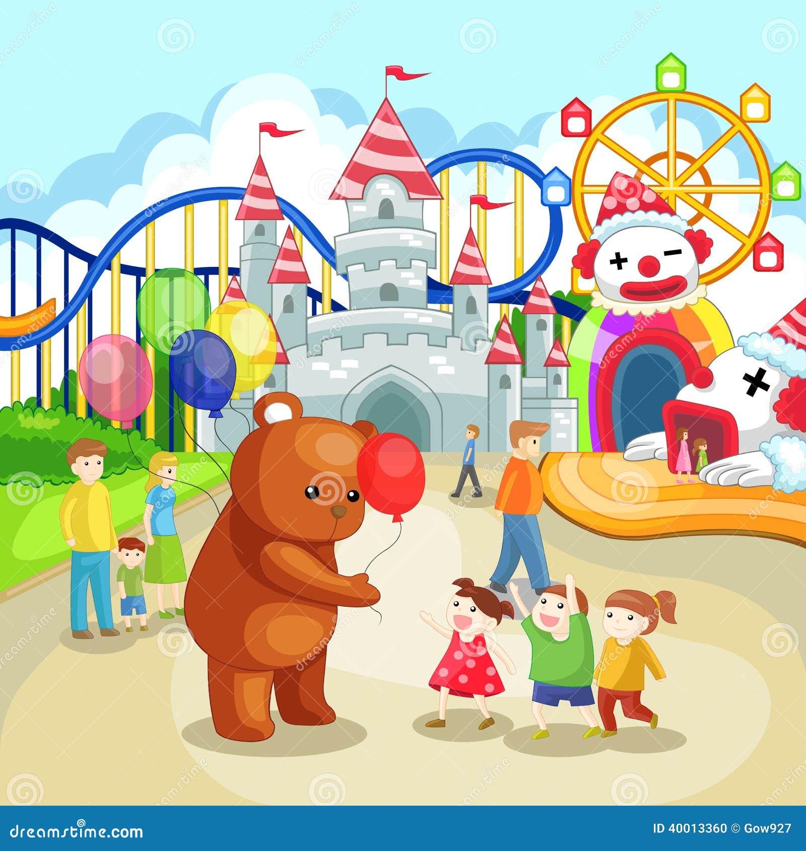 Parque De Atracciones ...