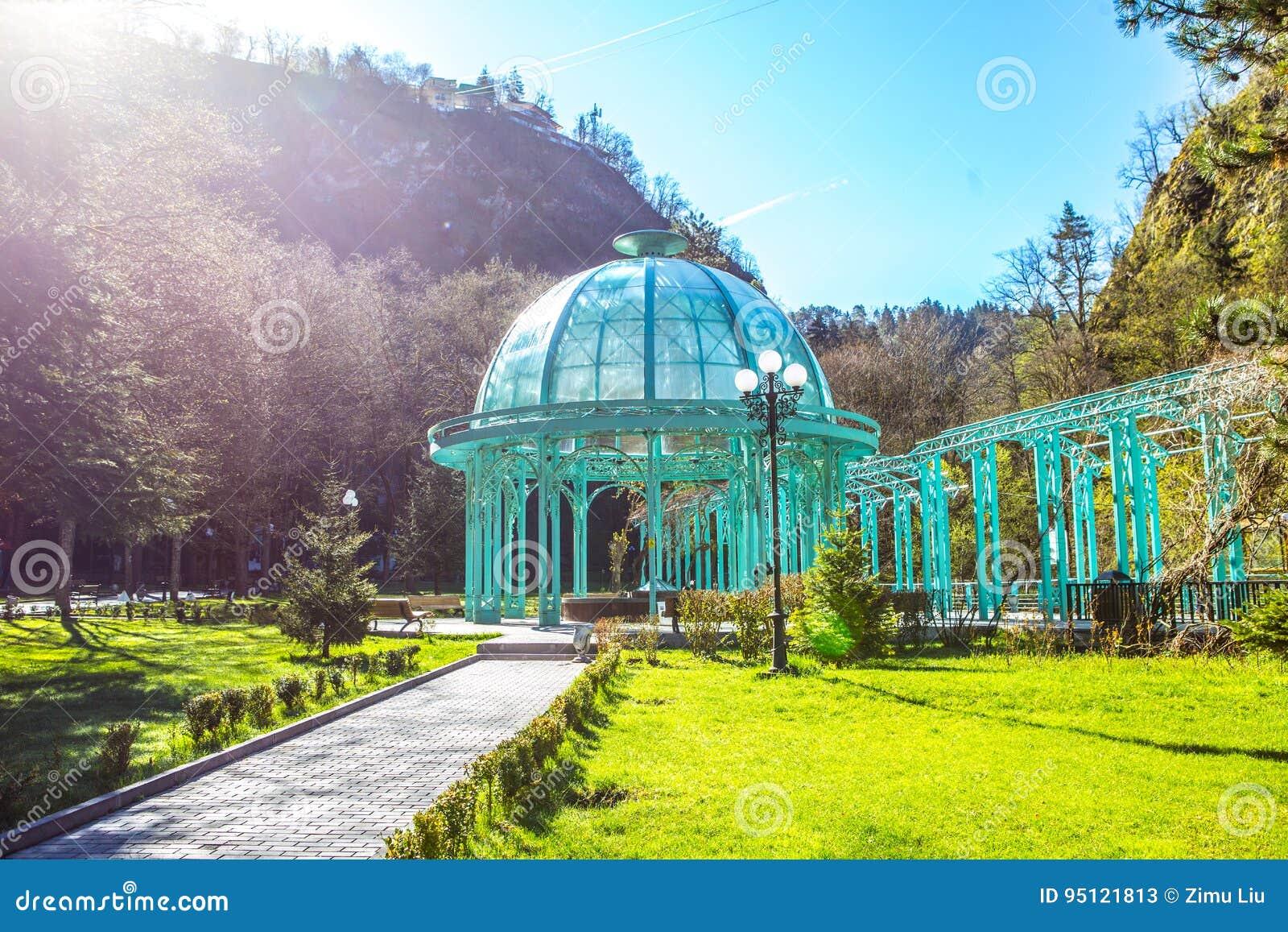 Parque de Borjomi