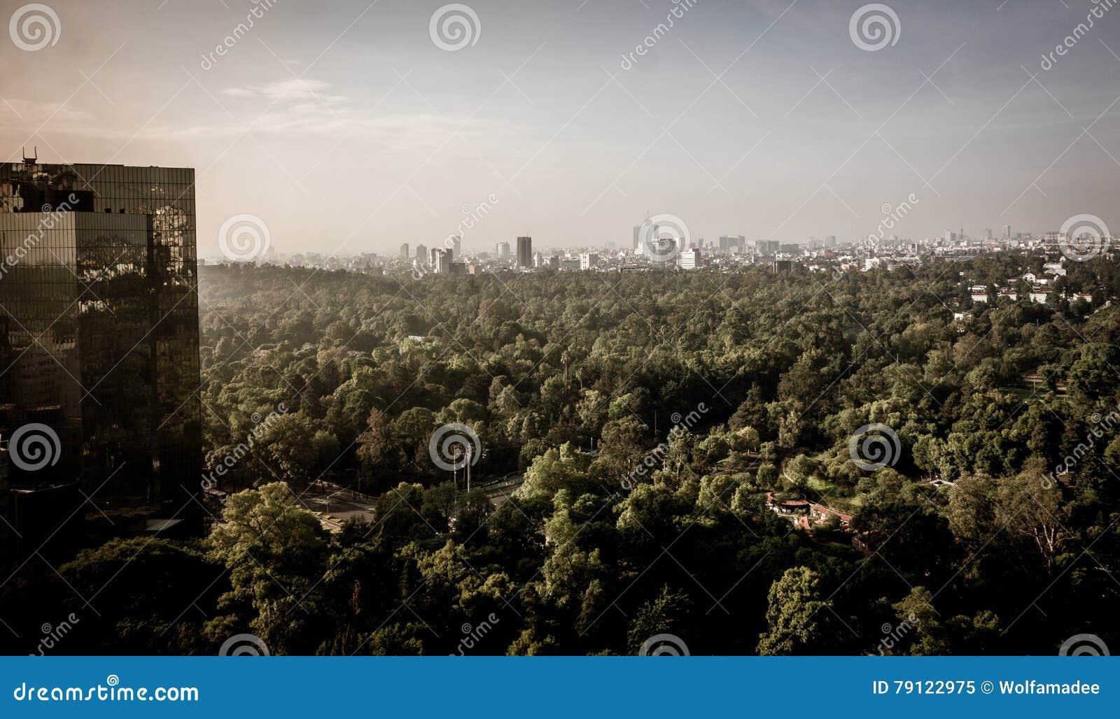 Parque de Cidade do México