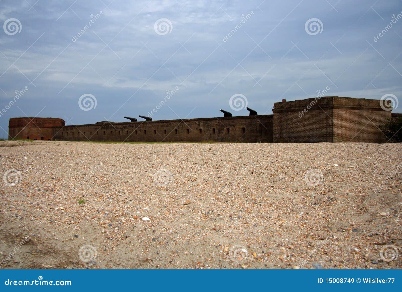 Parque de estado del remache de la fortaleza