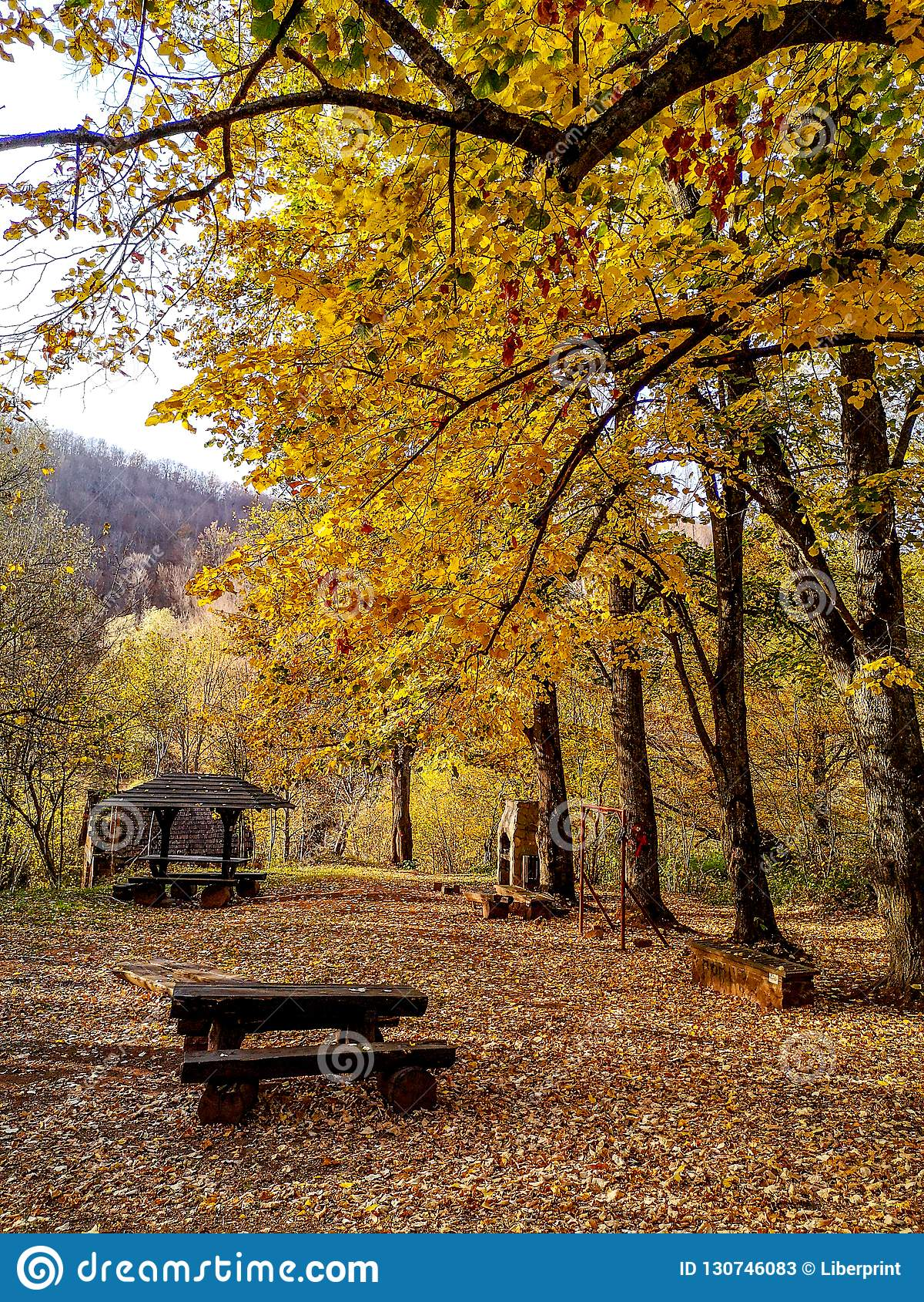 Parque de naturaleza Grza cerca del Paracin, Serbia