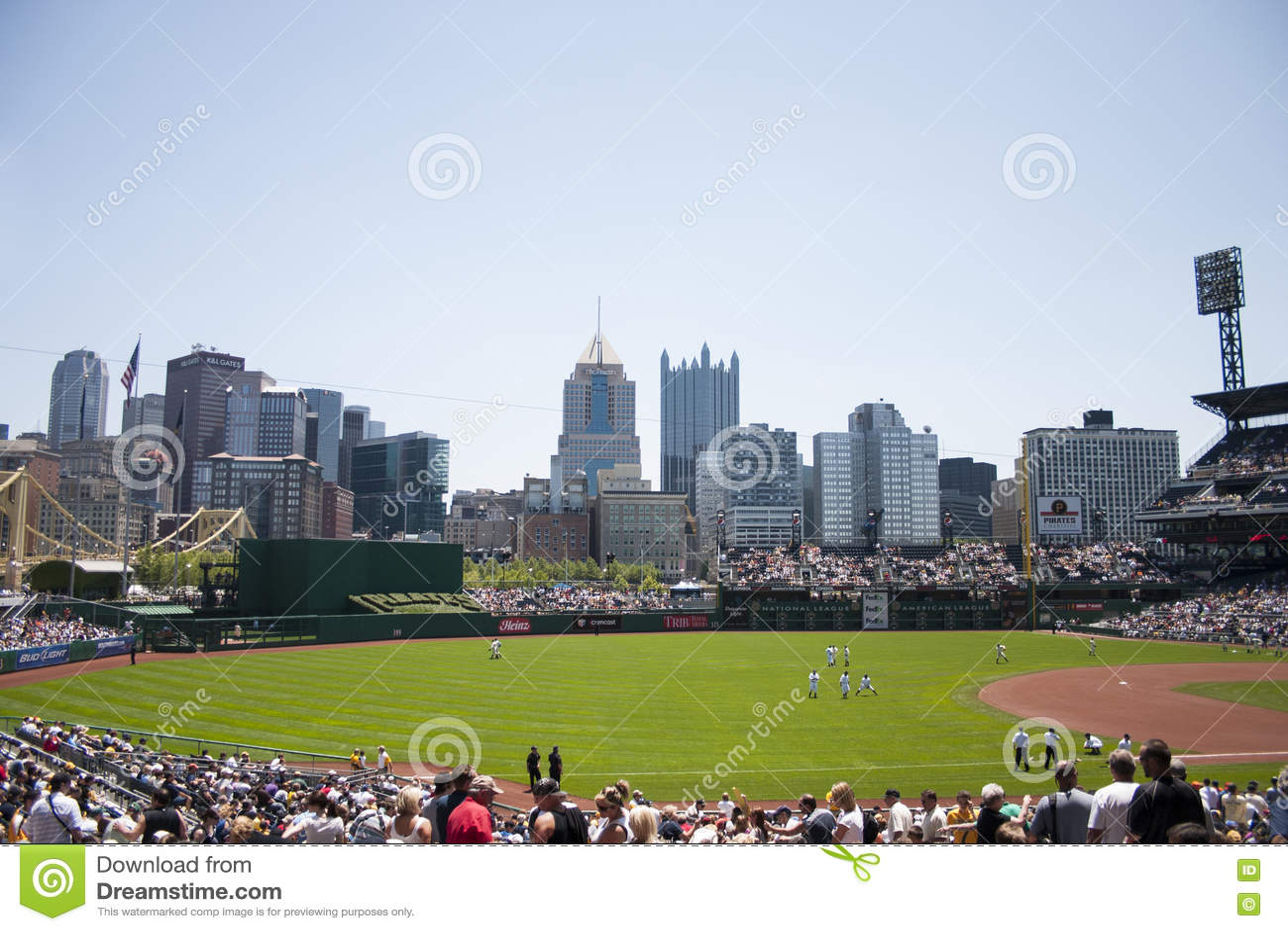 Parque de PNC, Pittsburgh