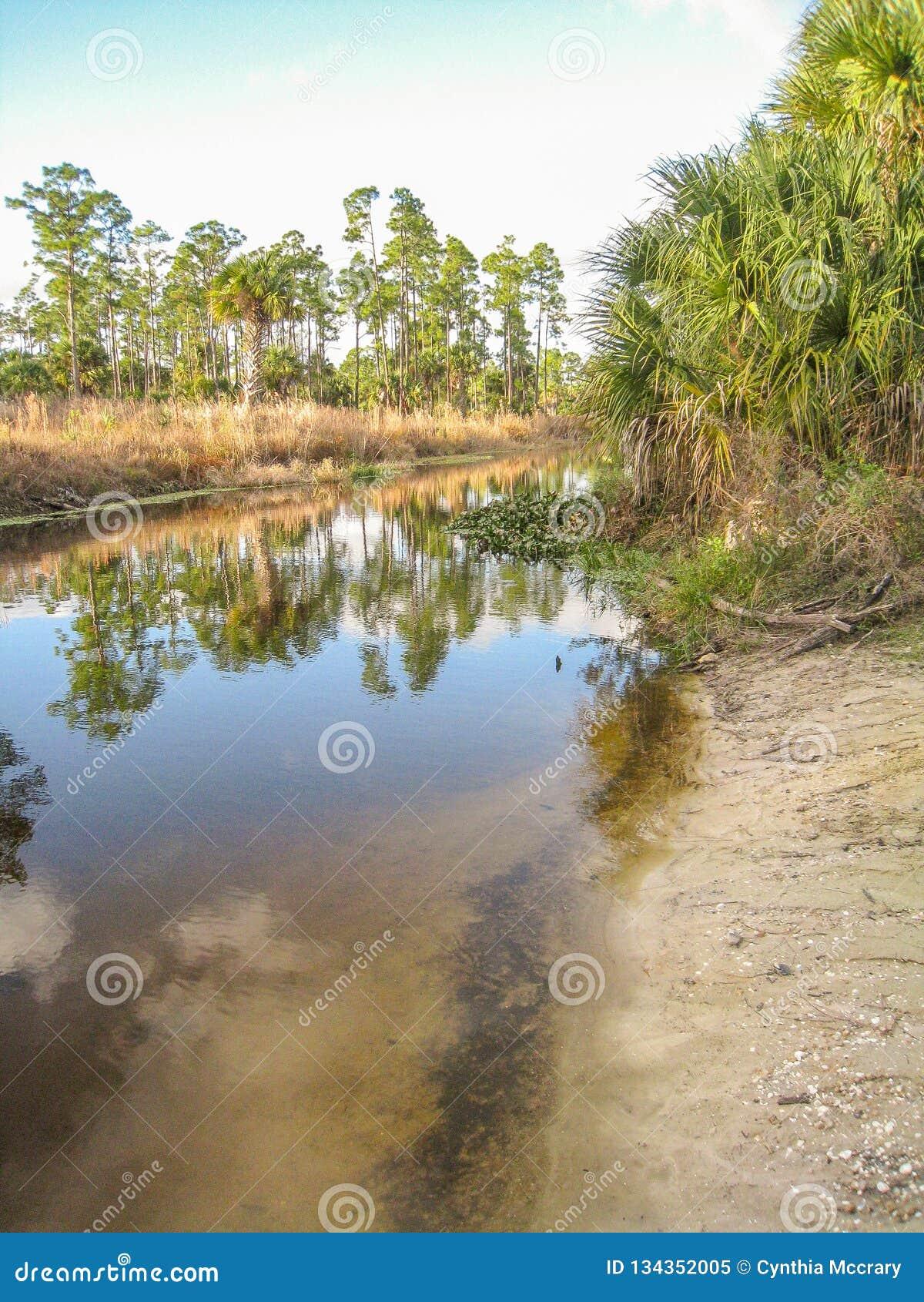 Parque de Riverbend en Júpiter, la Florida
