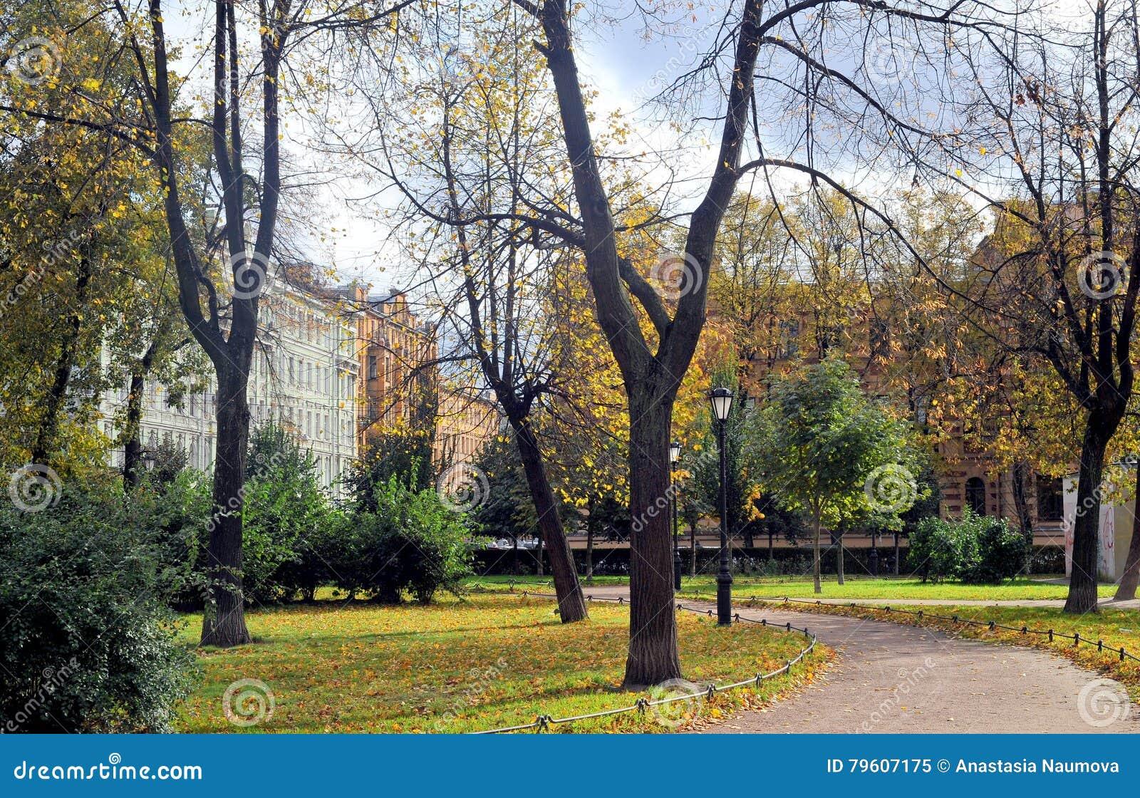 Parque de St Petersburg, Rússia