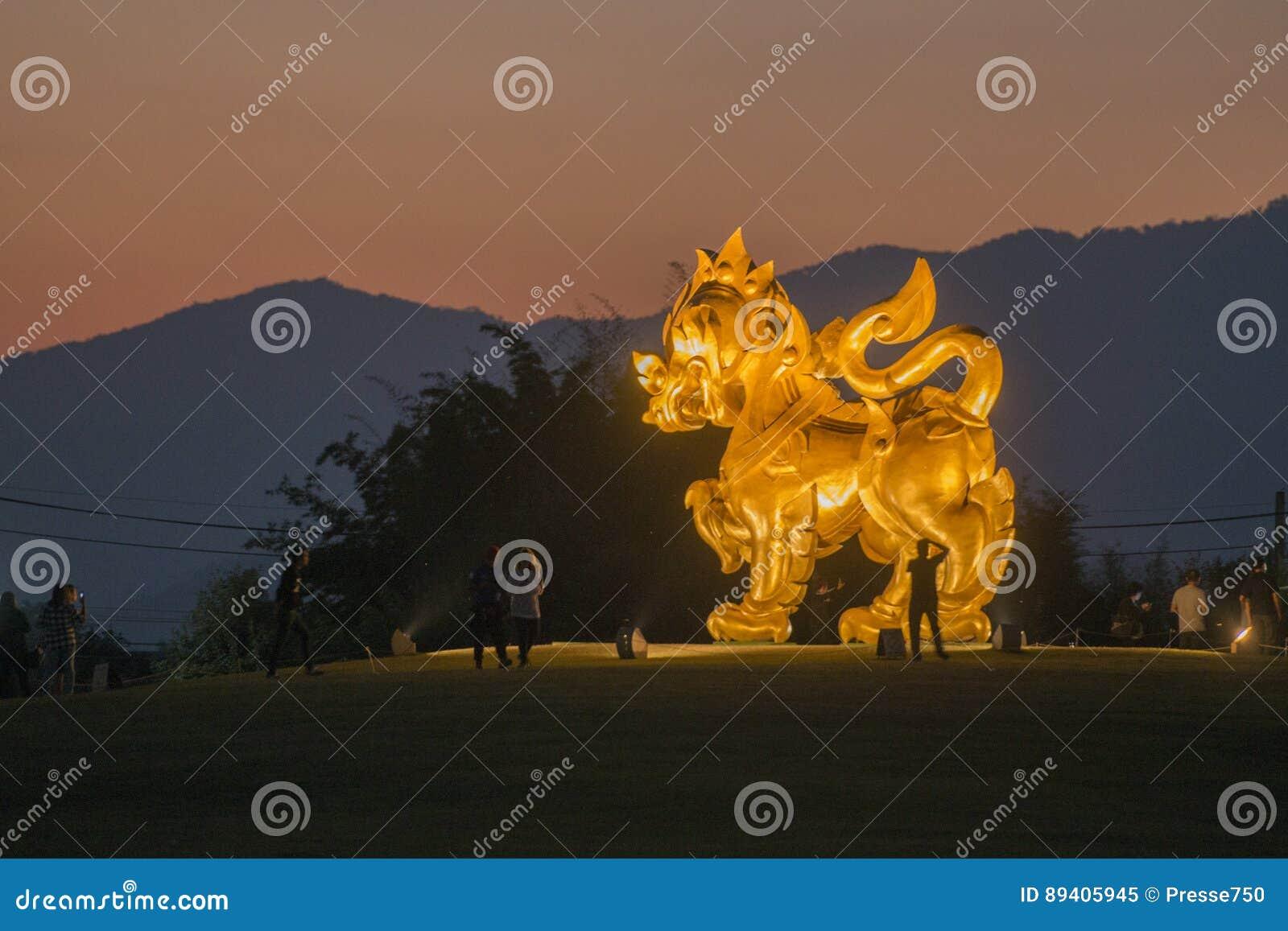 PARQUE DE TAILÂNDIA CHIANG RAI SINGHA