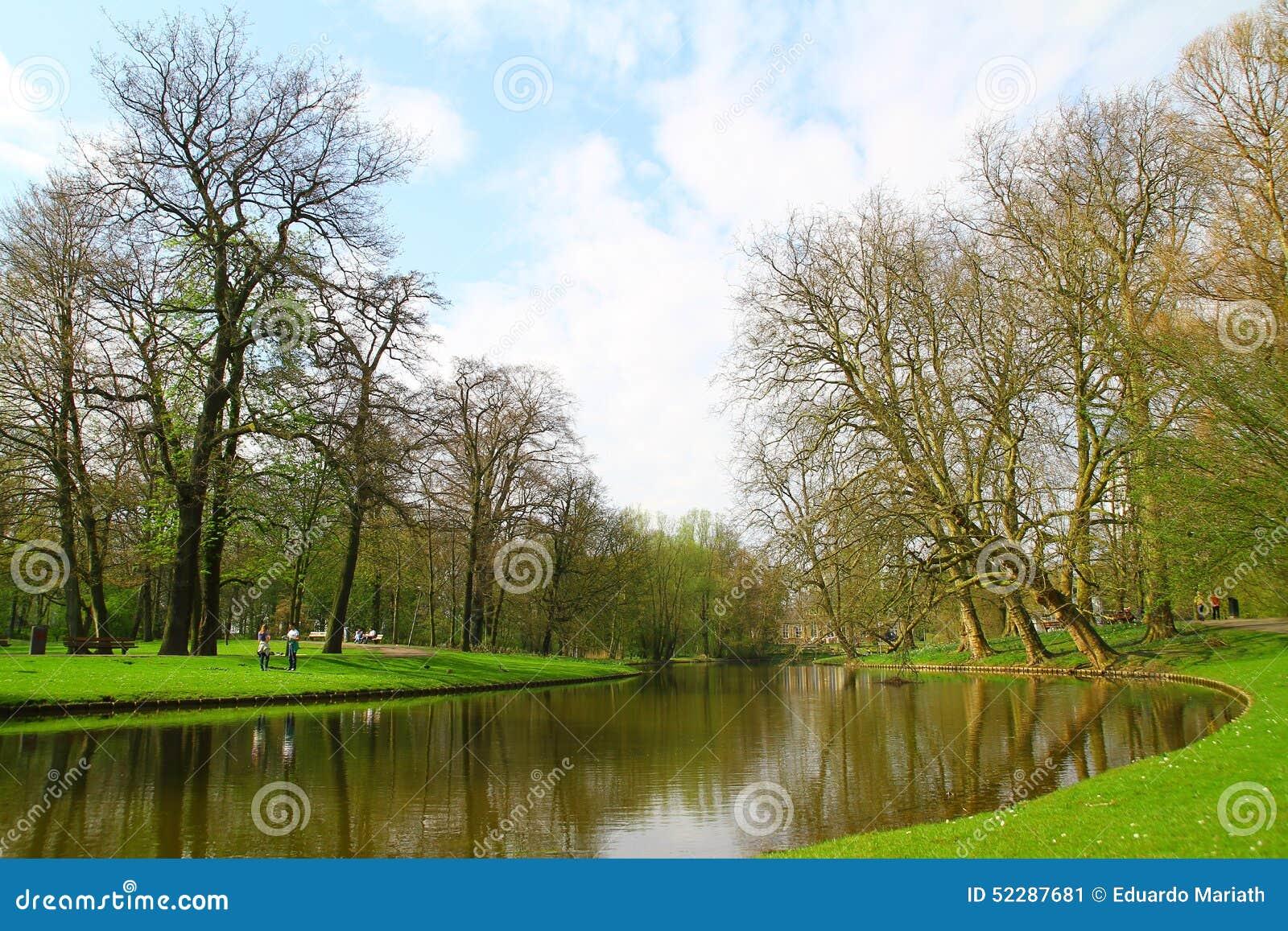 Parque del Het - Rotterdam - Países Bajos
