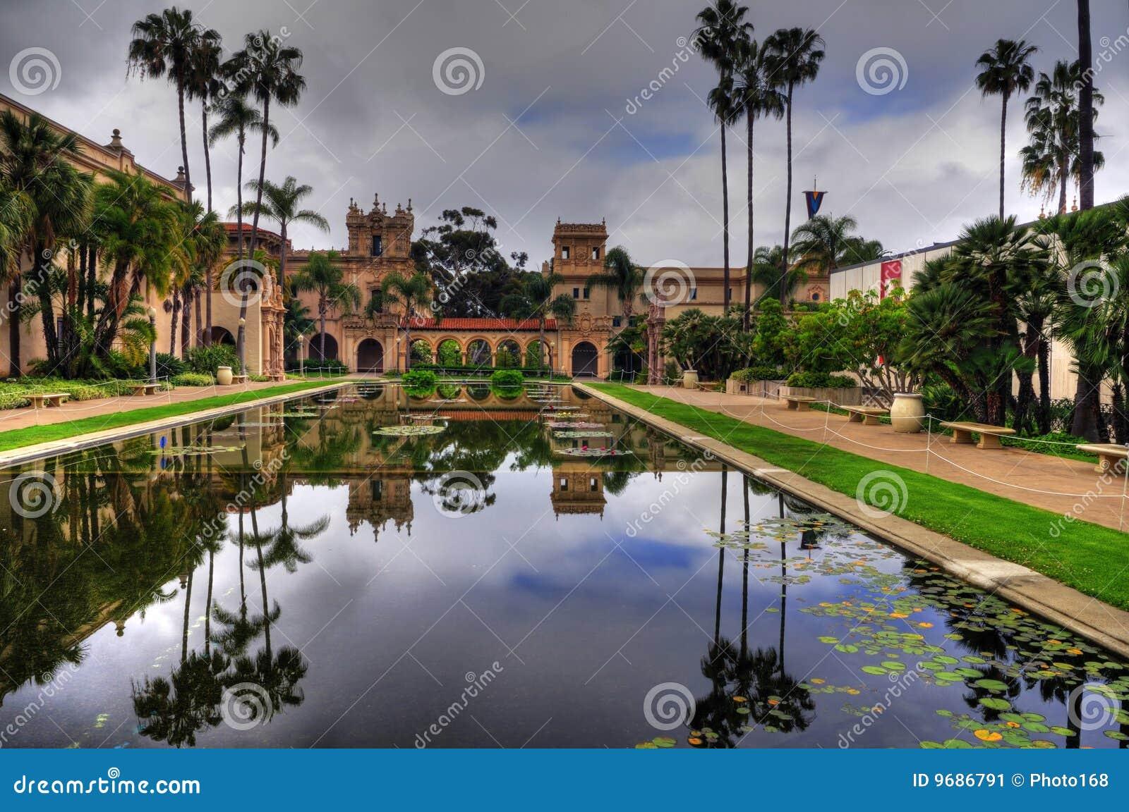 Parque do balboa de San Diego