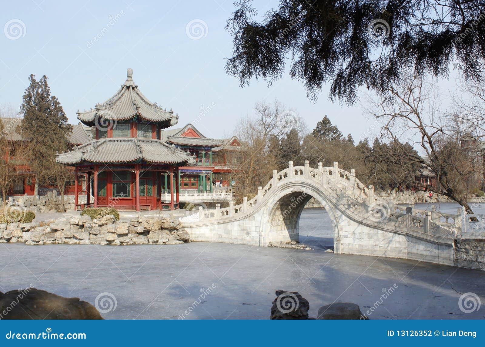 Parque do inverno