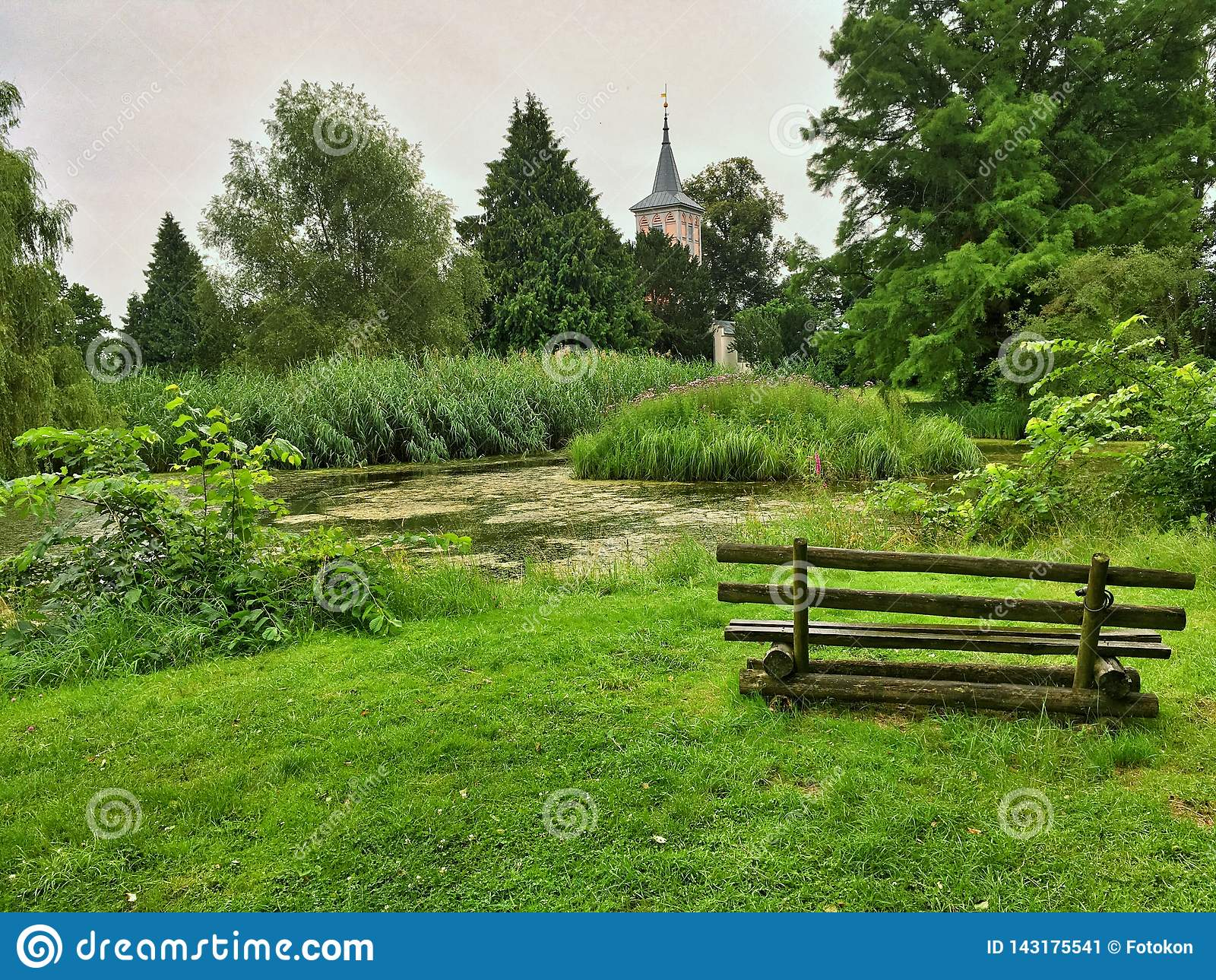 Parque en Criewen