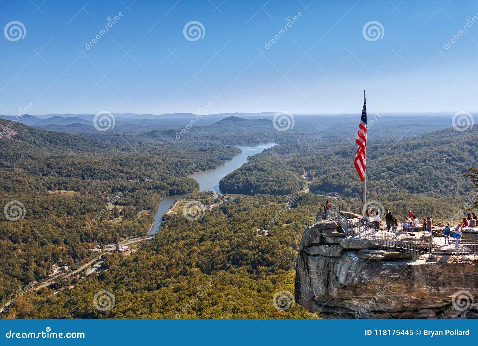 Parque estadual da rocha da chaminé
