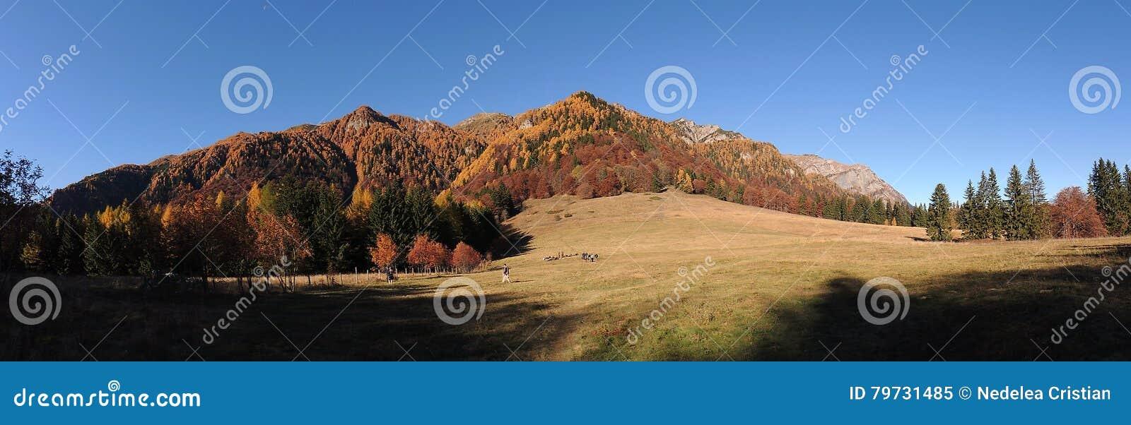 Parque nacional de Bucegi rumania
