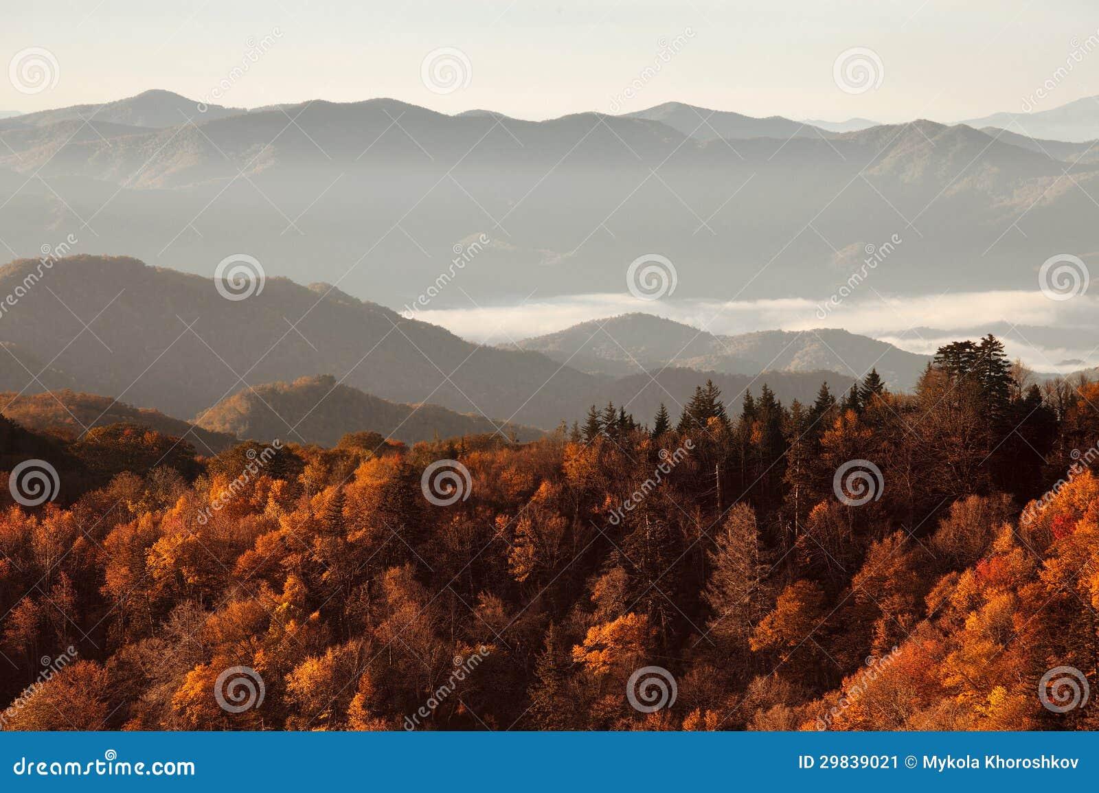 Parque nacional de Great Smoky Mountains