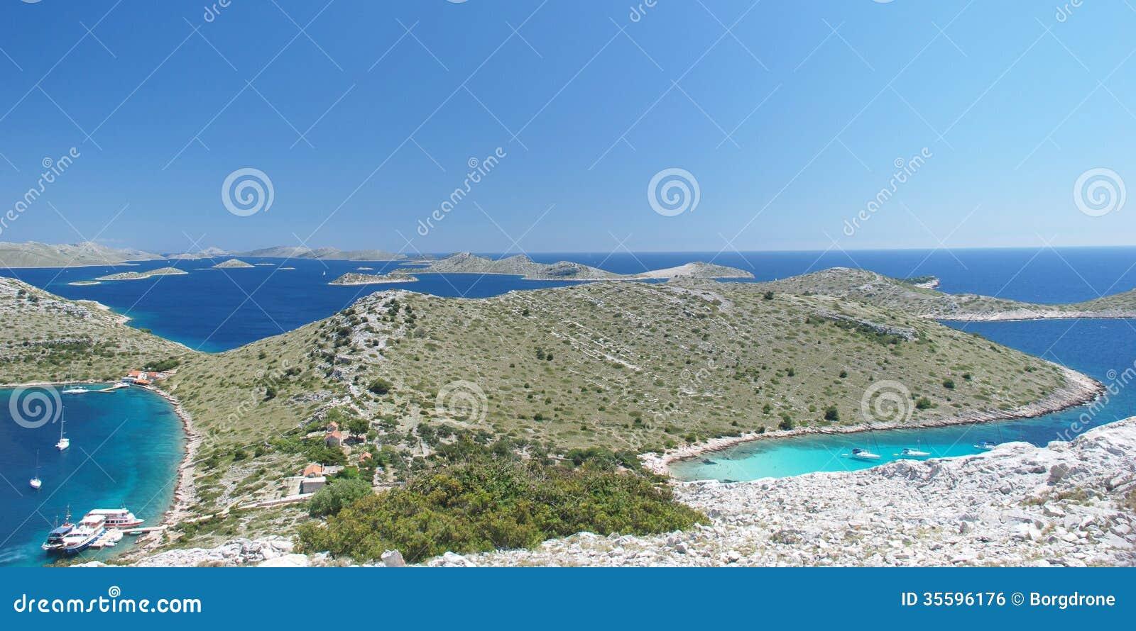 Parque nacional de Kornati