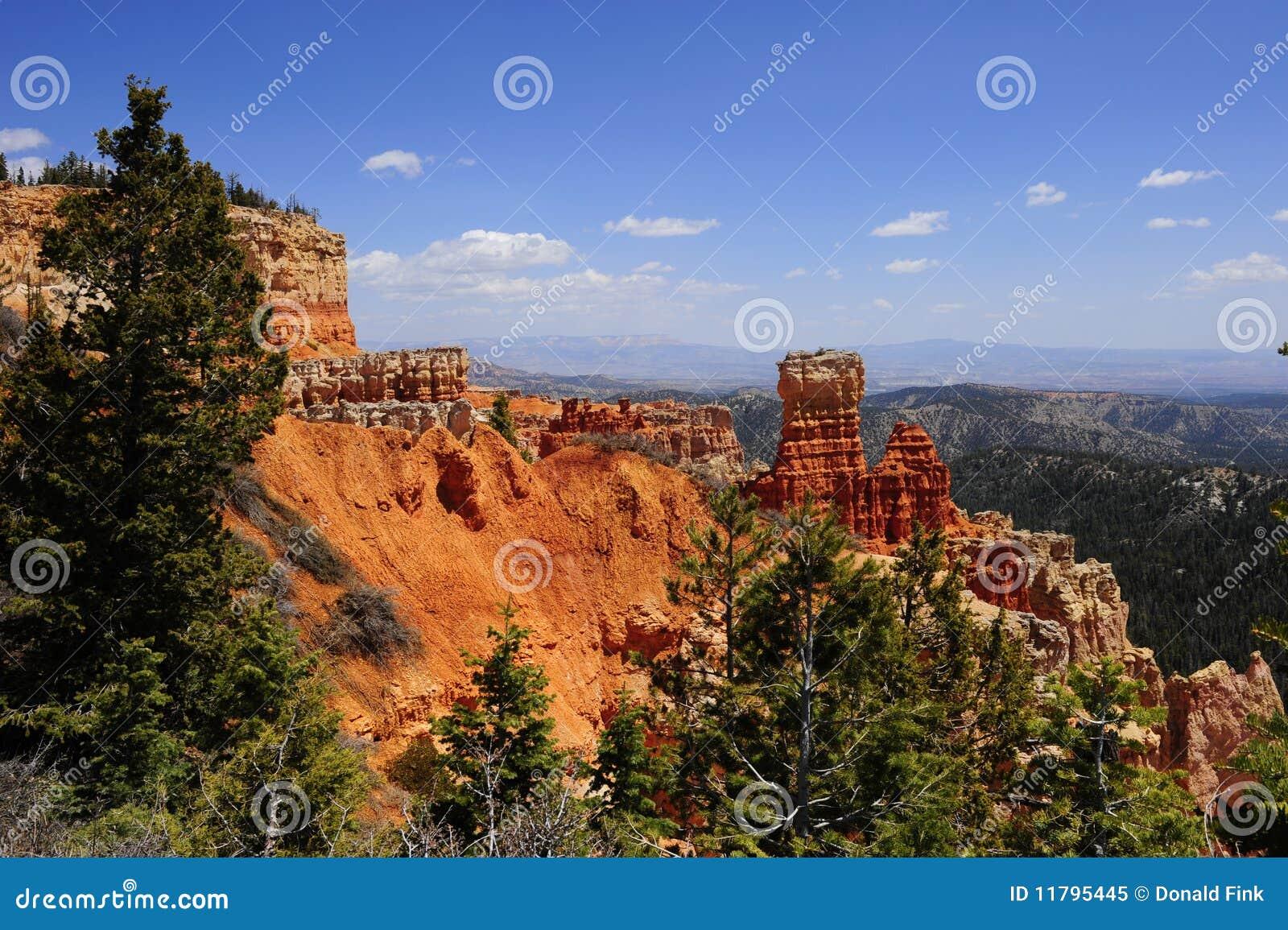 Parque nacional de la barranca de Bryce