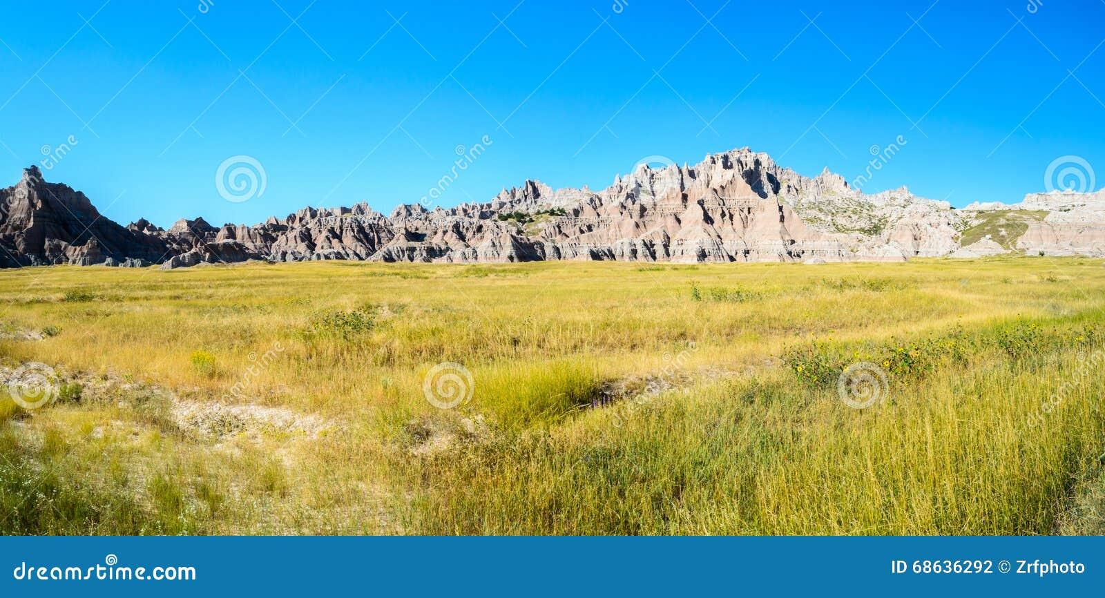 Parque nacional de los Badlands