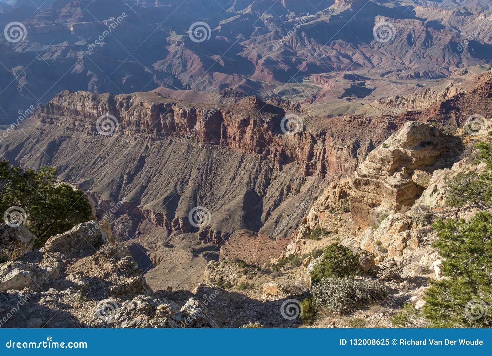 Parque nacional do Grand Canyon, o Arizona