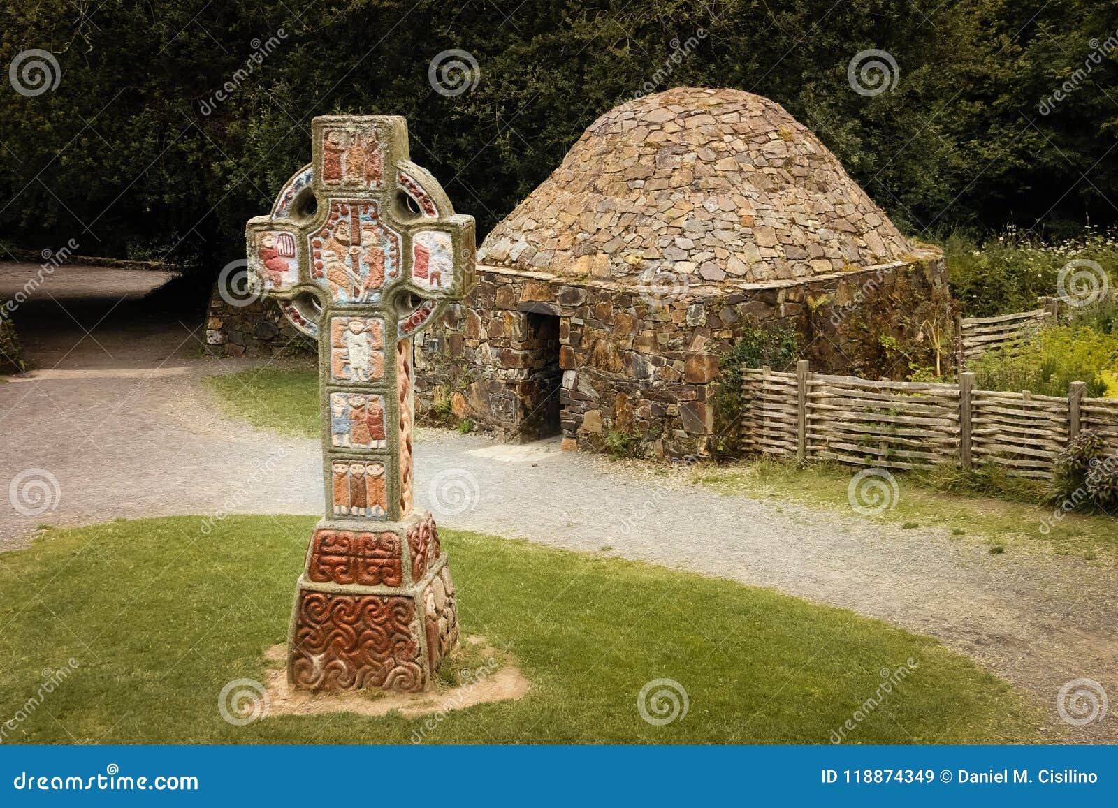 Parque nacional irlandês da herança Wexford ireland