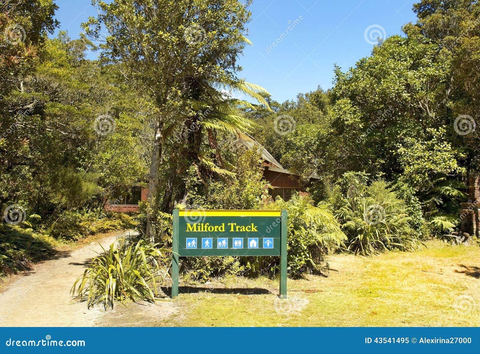 Parques nacionales de Nueva Zelanda