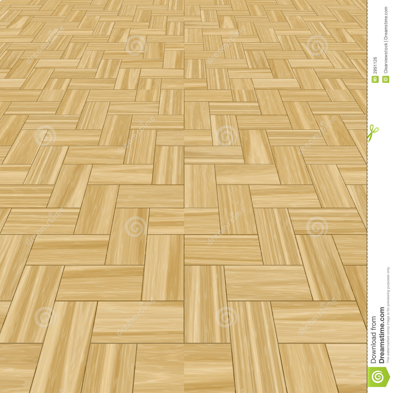 Parquetry Wood Floor Tiles Royalty Free Stock Image - Image: 2891126