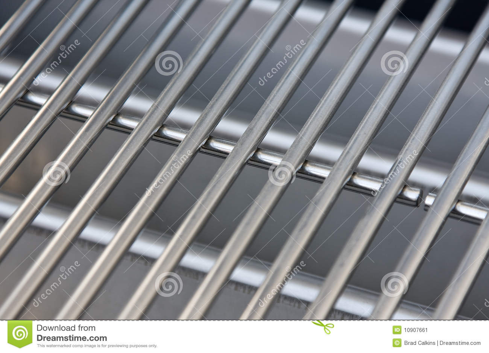 Parrilla del acero inoxidable imagen de archivo imagen - Barbacoas acero inoxidable ...
