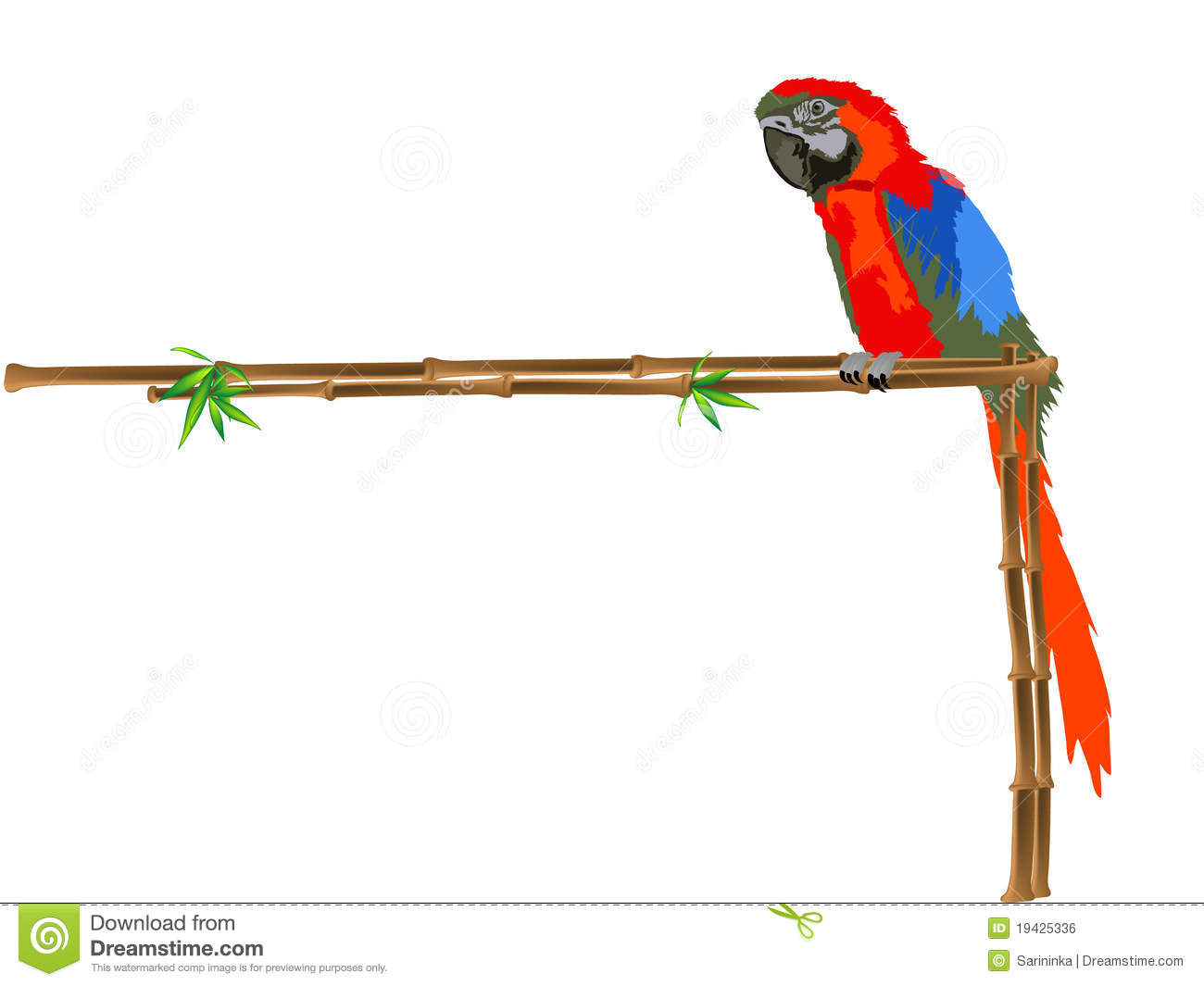 Parrot Royalty Free Stock Image - Image: 19425336
