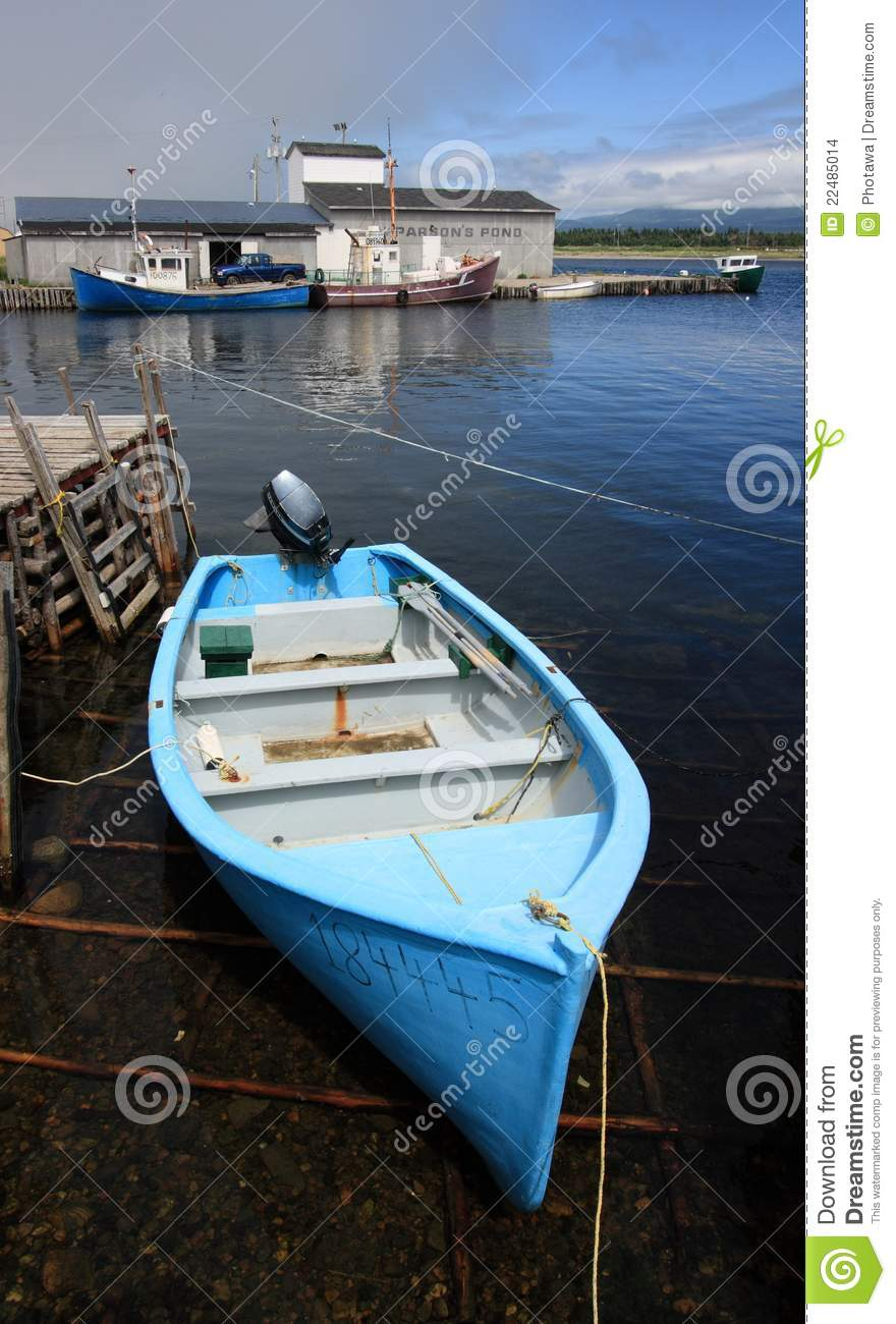Parson 39 s pond with fishing boats editorial stock image for Pond fishing boats