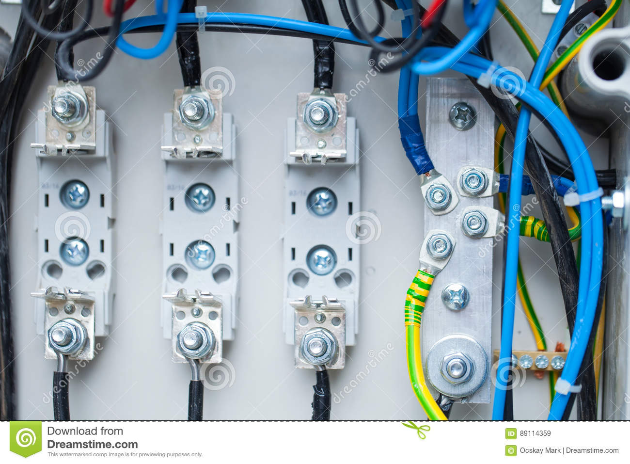 Electric Switchboard Stock Images Download 1006 Photos Wiring A Switch Board