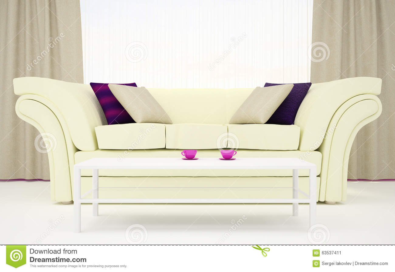 Part of the interior of the living room in white and for Parts of the living room