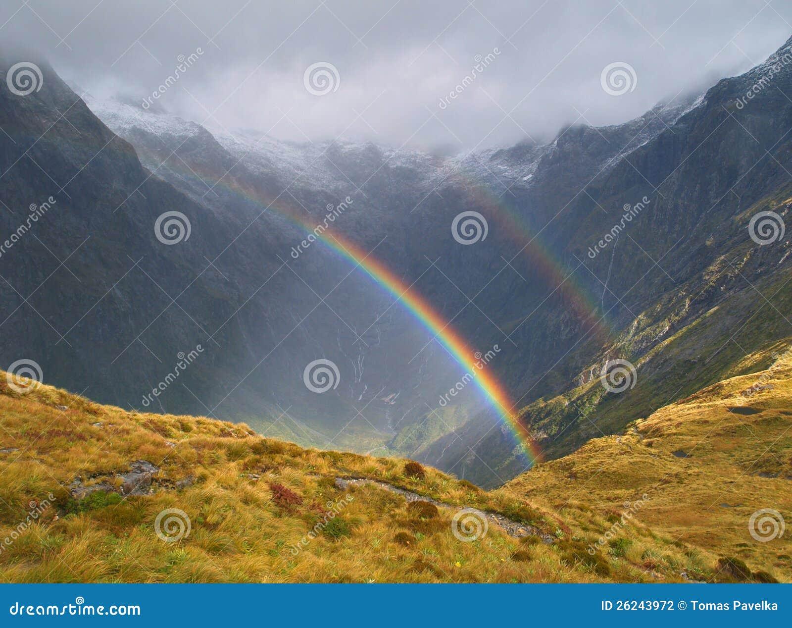 part of rainbow stock photography image 26243972