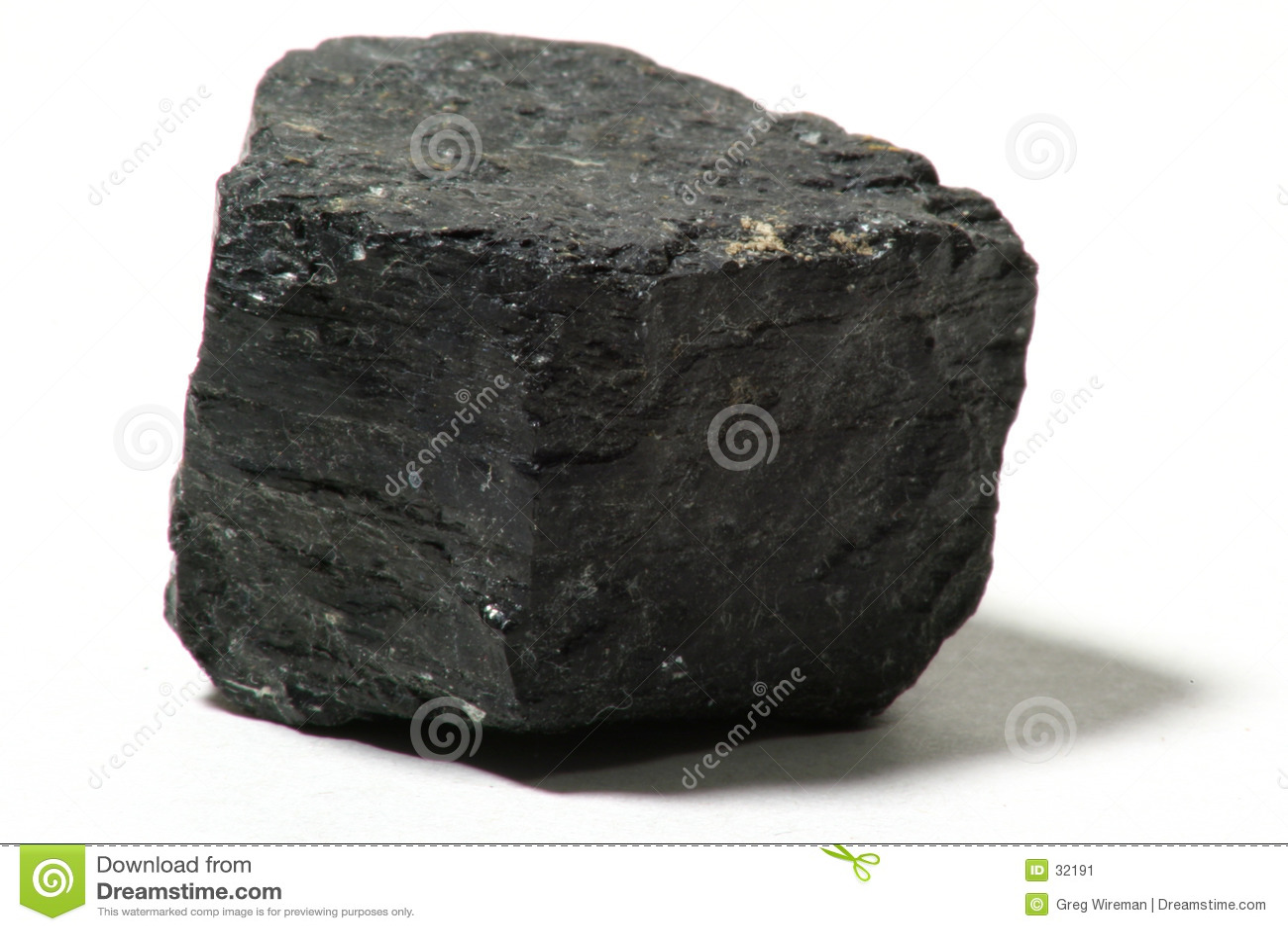 Parte de carvão
