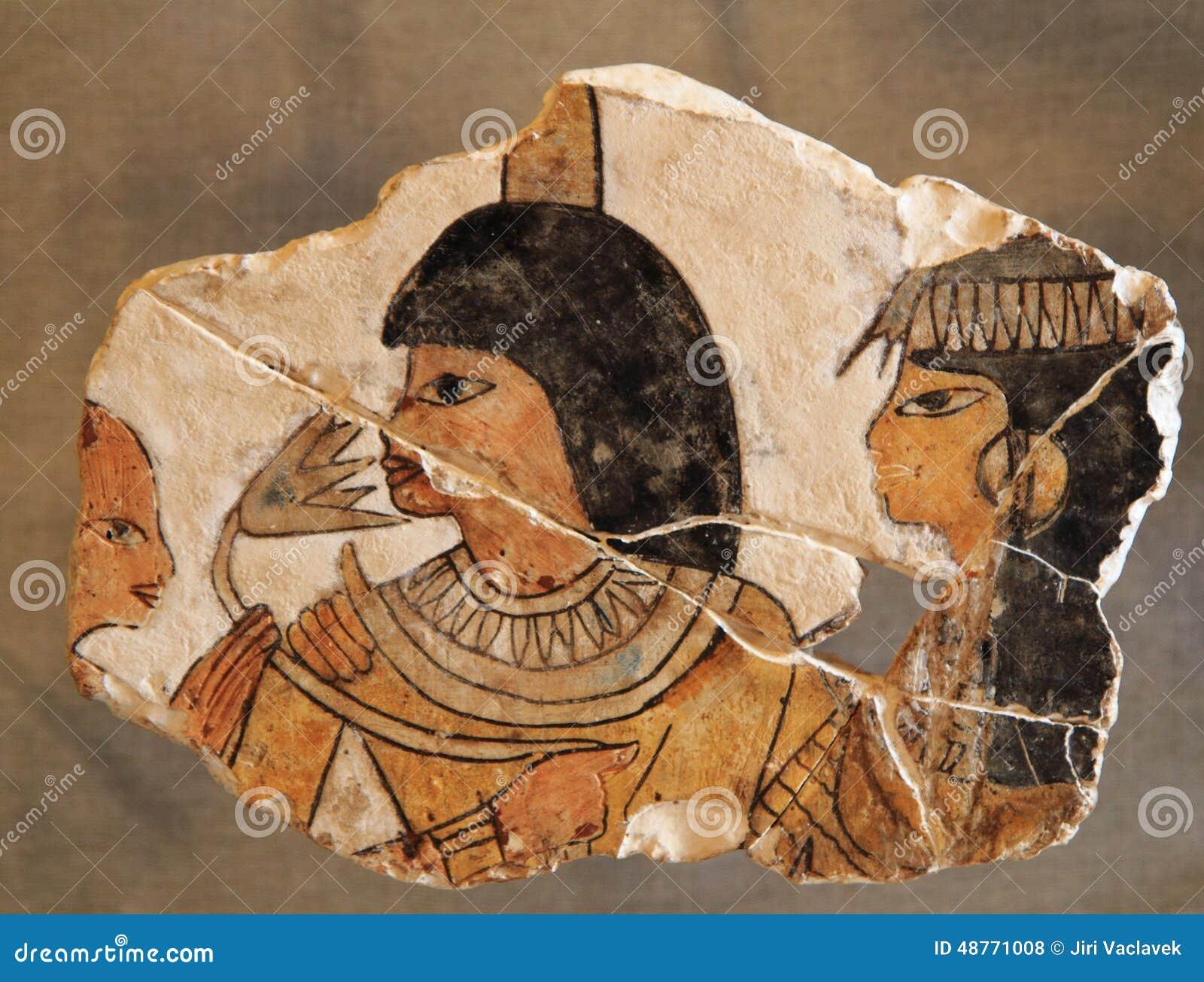 Parte de historia de Egipto