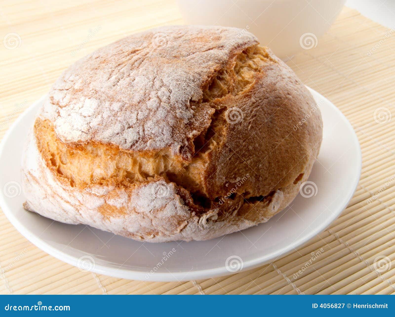 Parte de pão friável